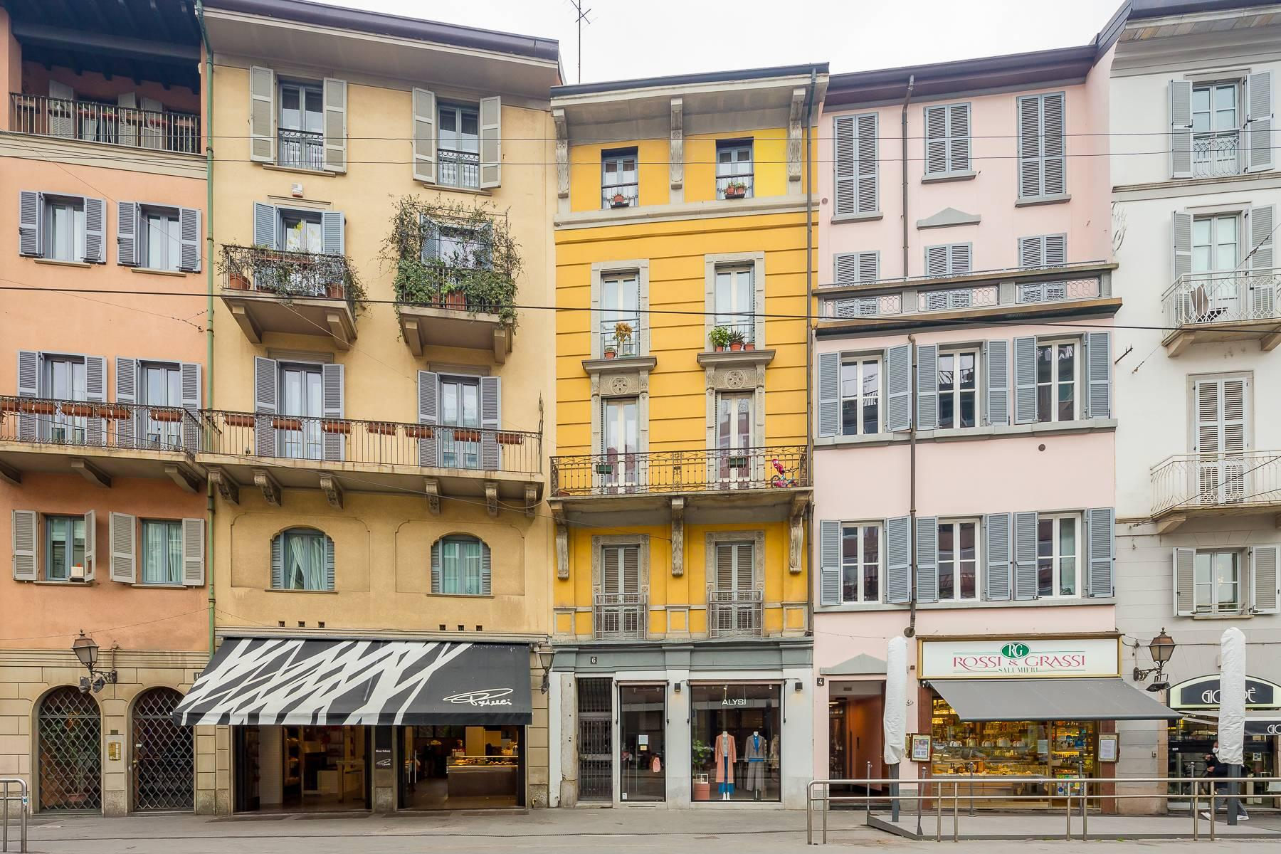 Fully furnished three-room apartment in the heart of Brera - 22