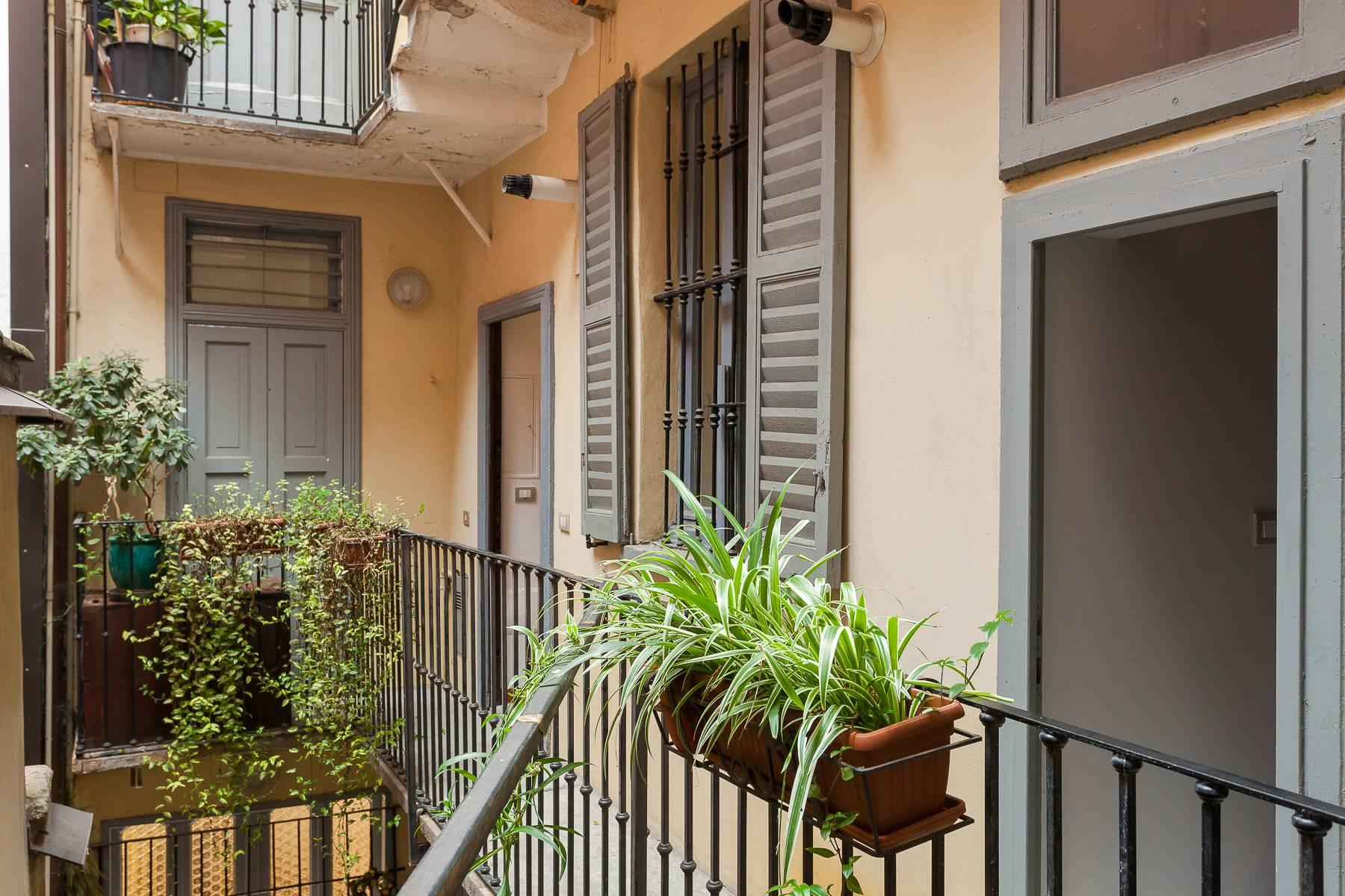 Fully furnished three-room apartment in the heart of Brera - 21