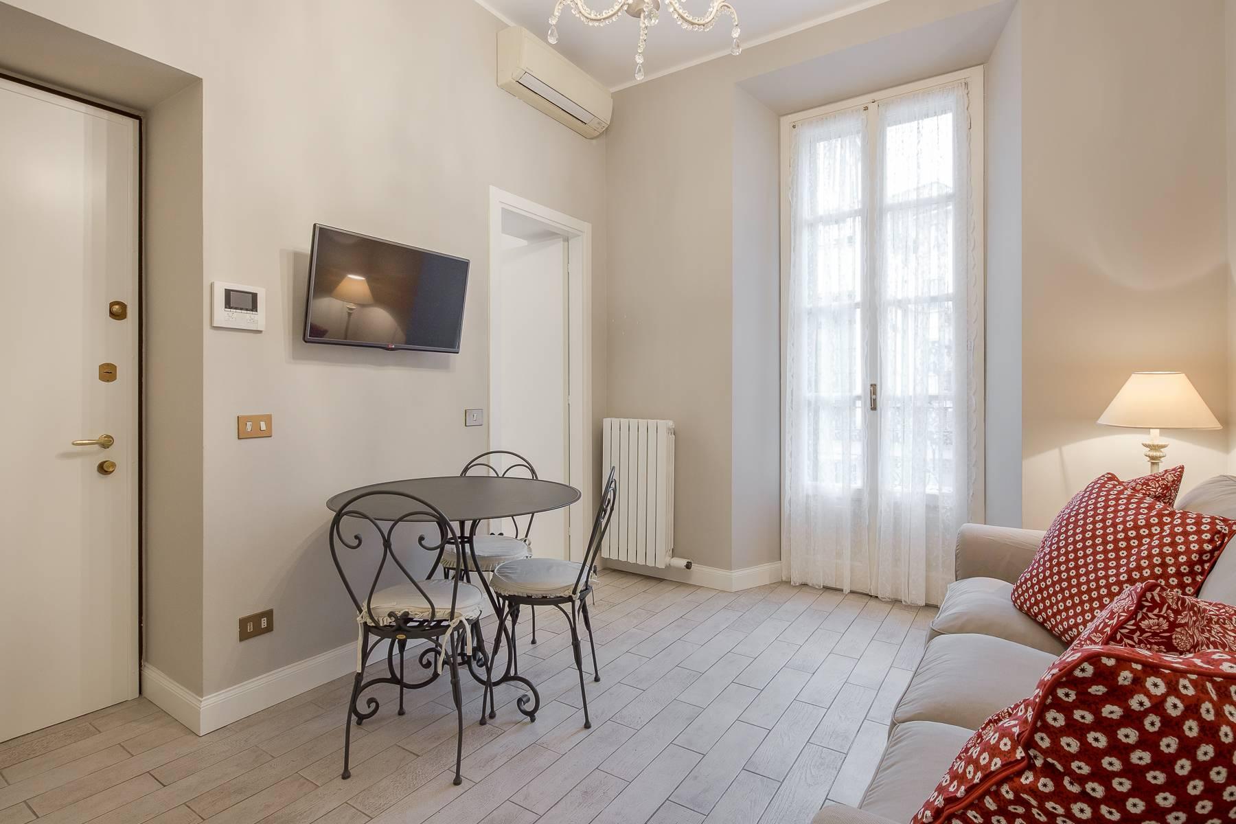 Bilocale di charme arredato in affitto in Brera - 4