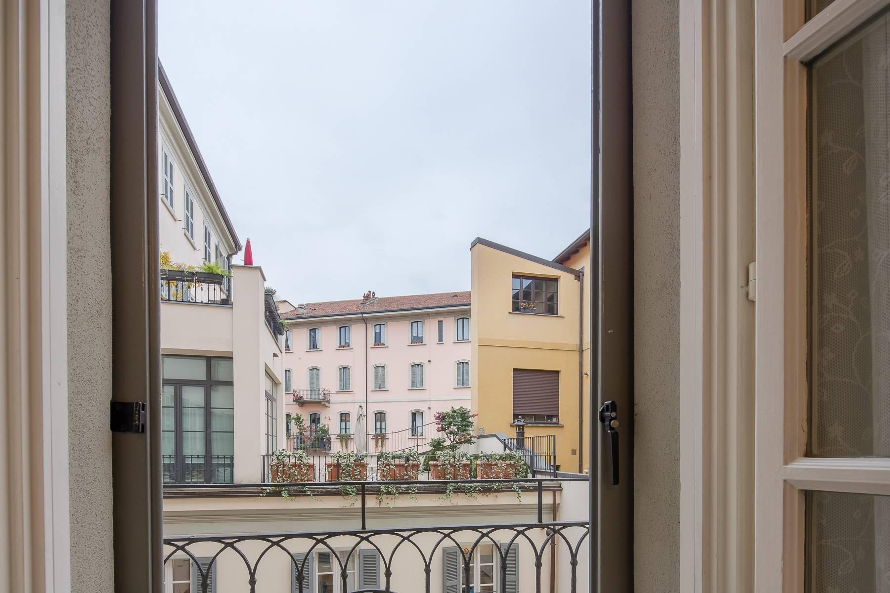 Bilocale di charme arredato in affitto in Brera - 12