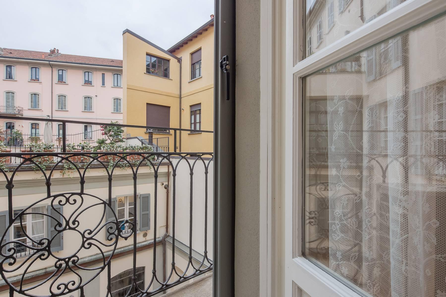 Bilocale di charme arredato in affitto in Brera - 18