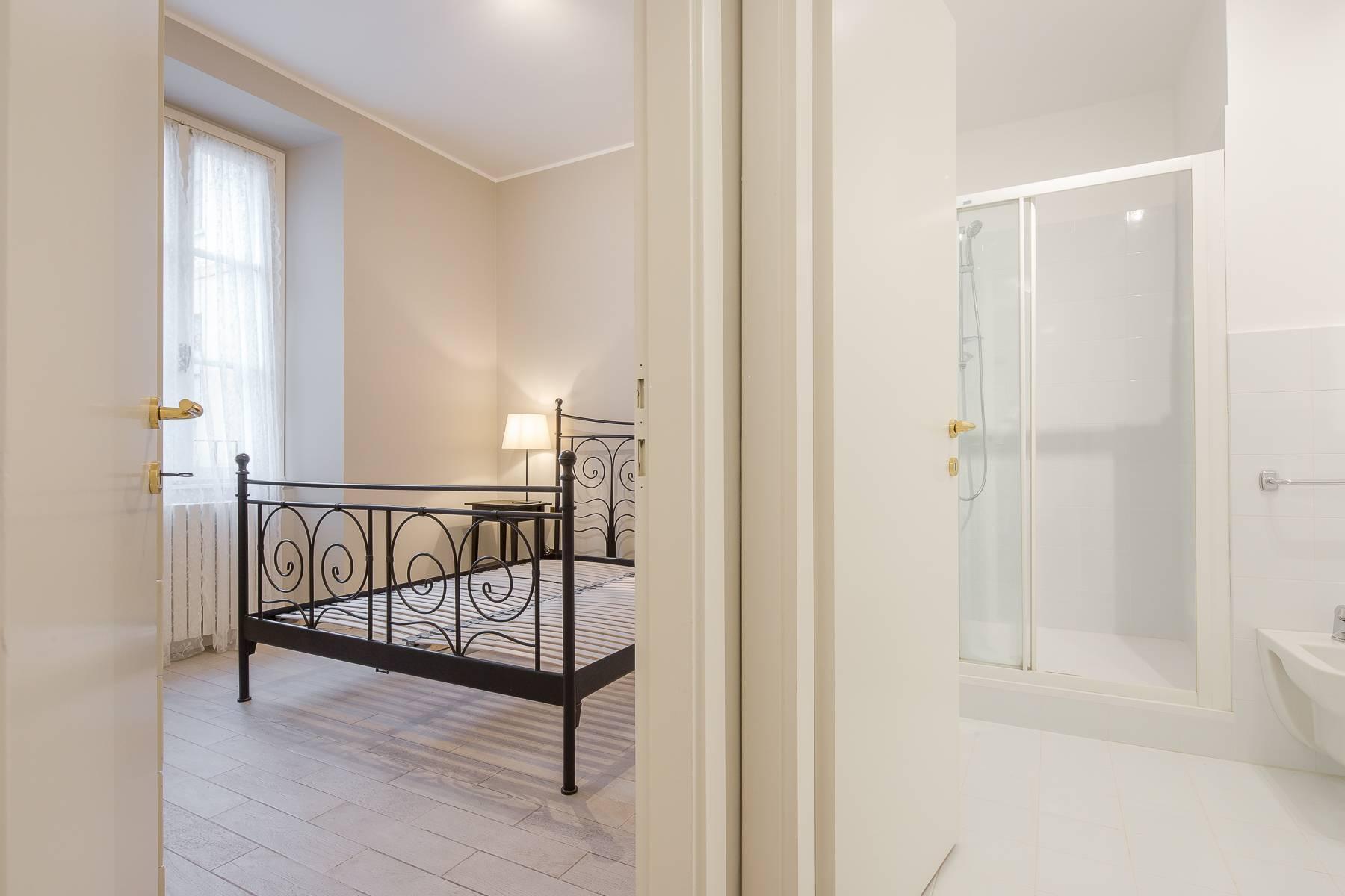 Bilocale di charme arredato in affitto in Brera - 11
