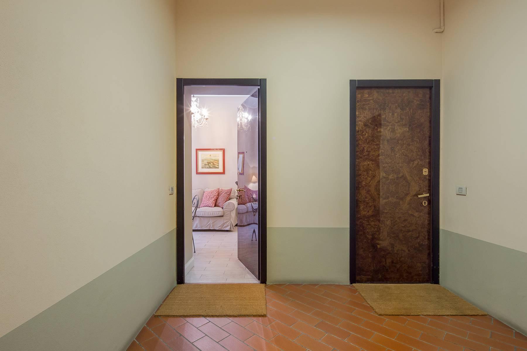 Bilocale di charme arredato in affitto in Brera - 20