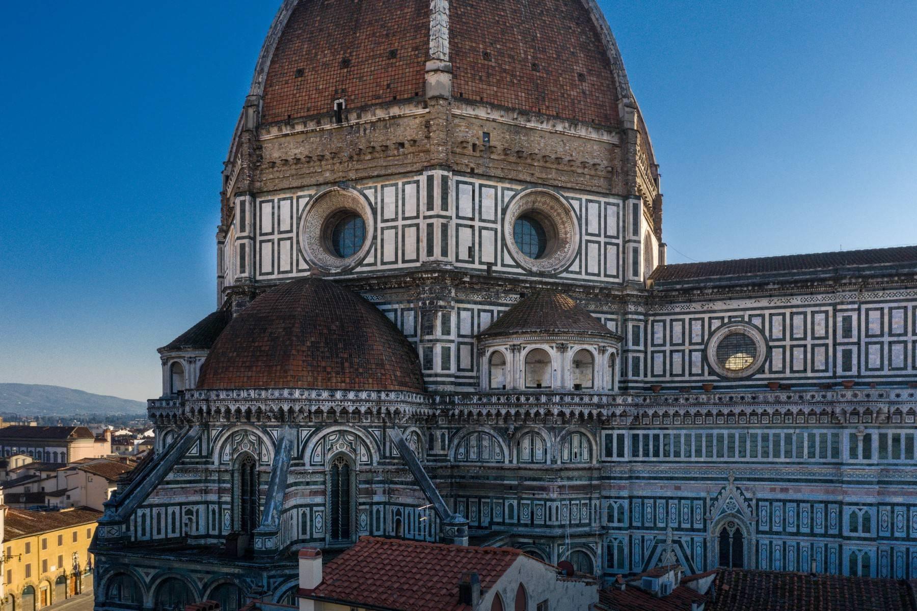 Attico con vista monumentale sul Duomo - 1
