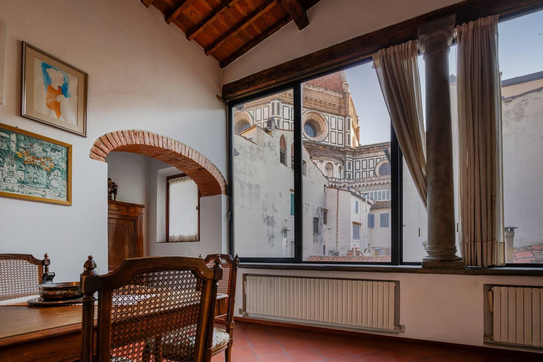Attico con vista monumentale sul Duomo - 4