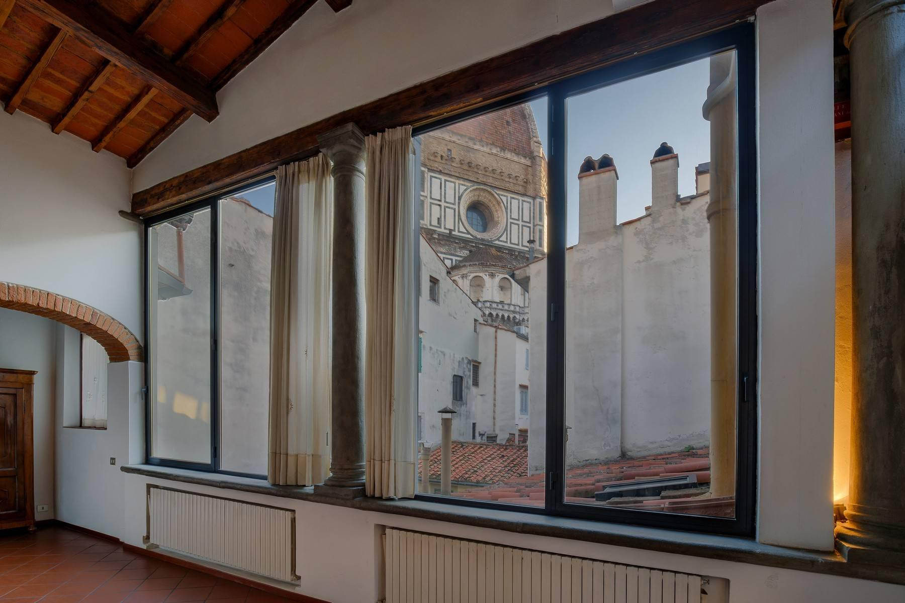 Attico con vista monumentale sul Duomo - 5