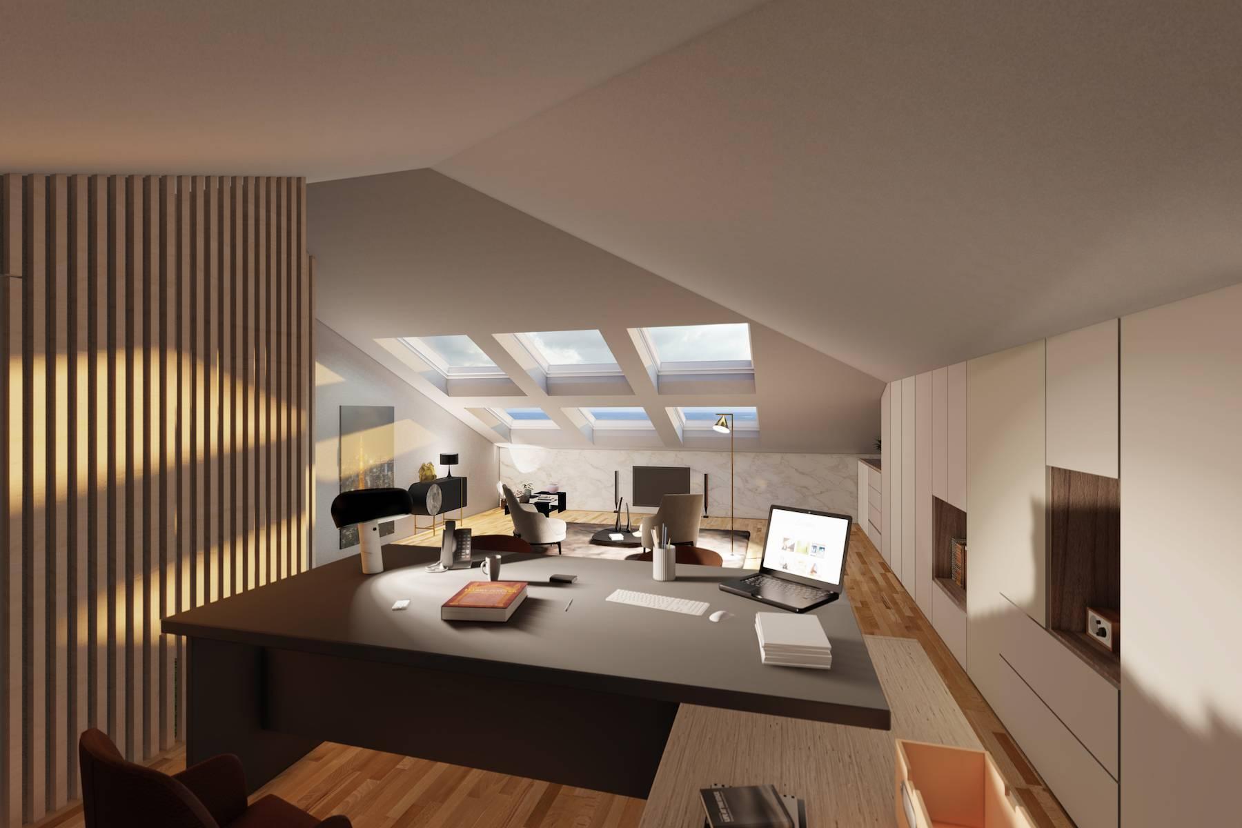 Luxury seafront penthouse in Viareggio - 2
