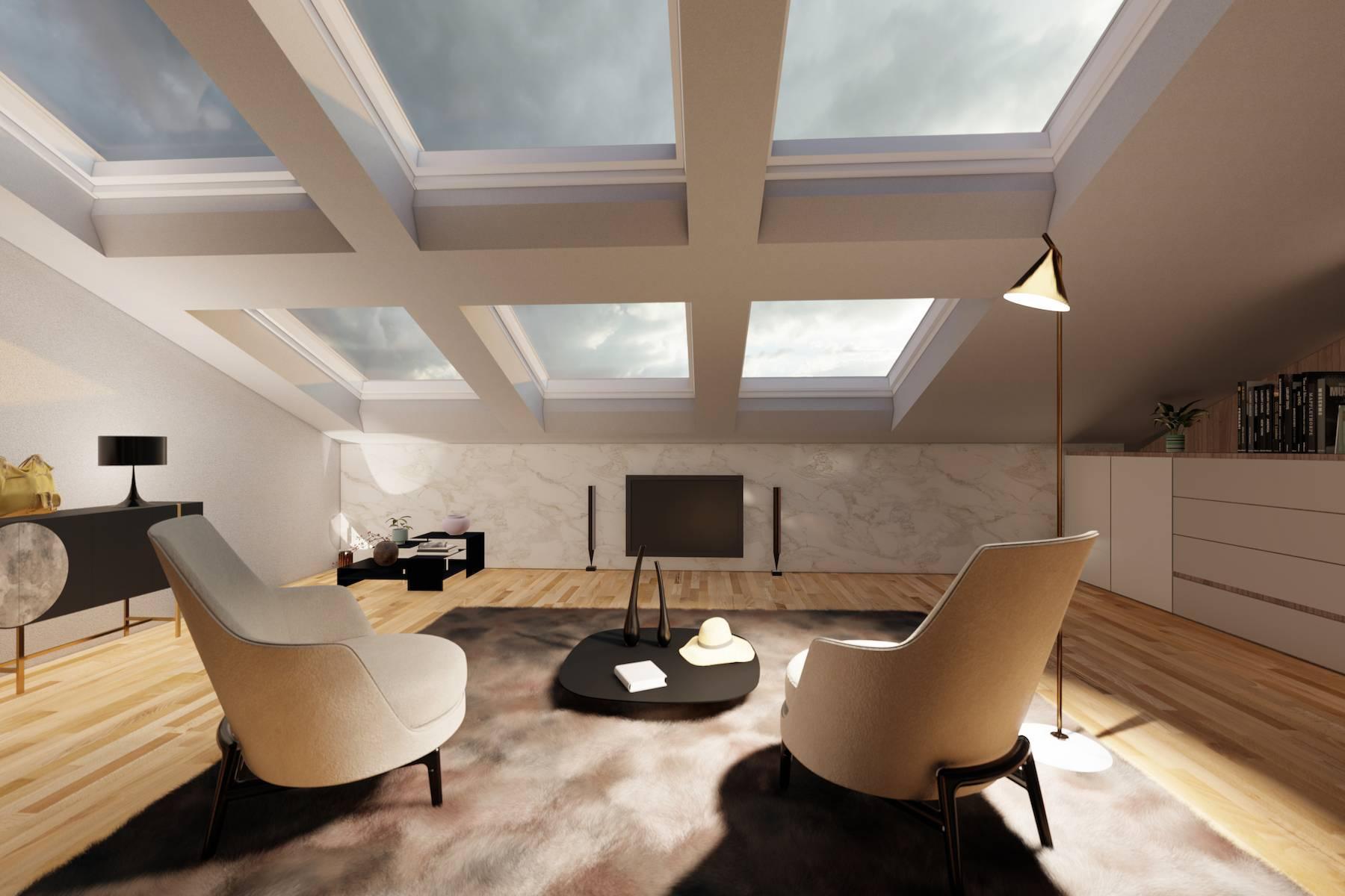 Luxury seafront penthouse in Viareggio - 4