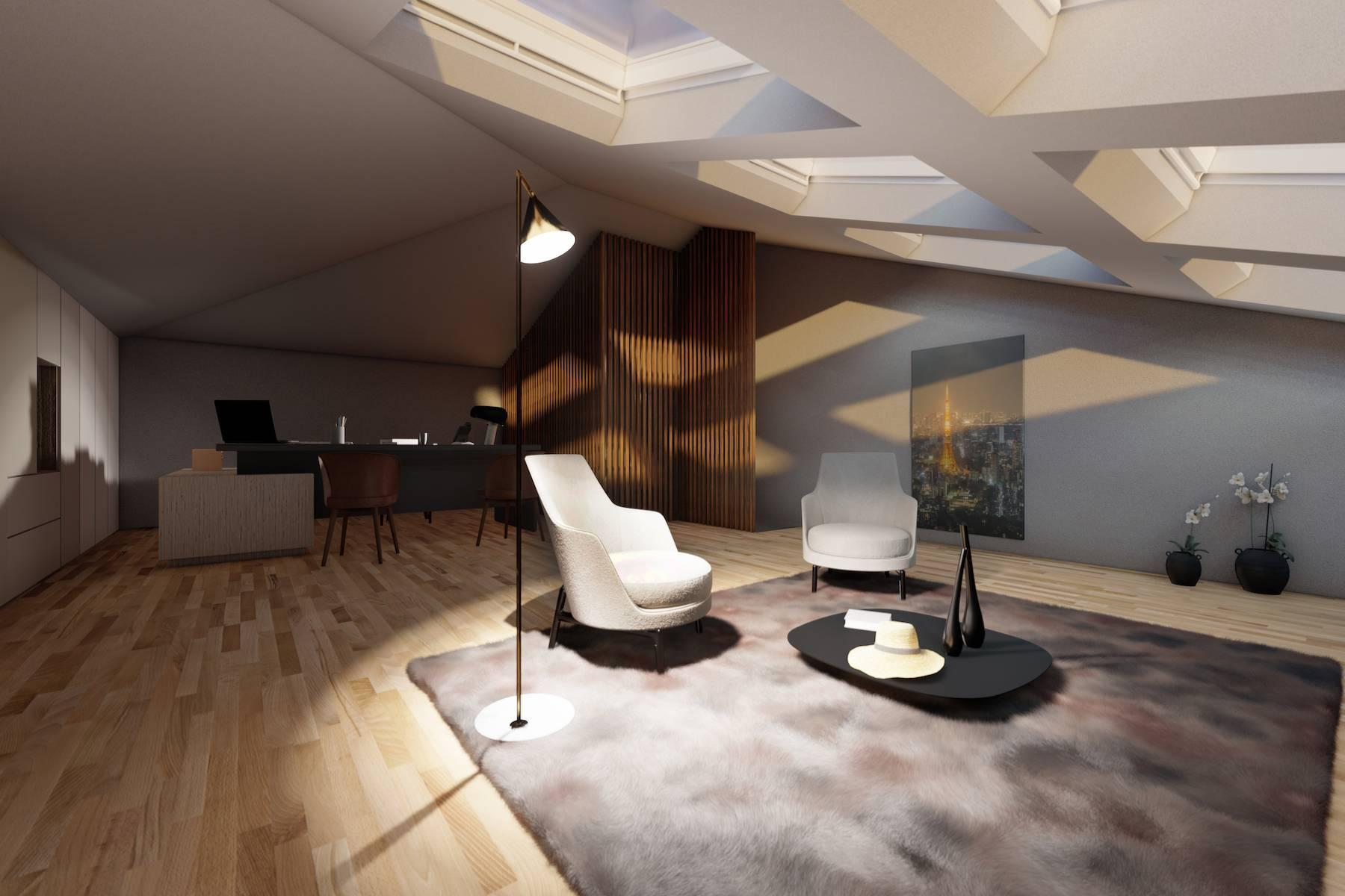Luxury seafront penthouse in Viareggio - 10