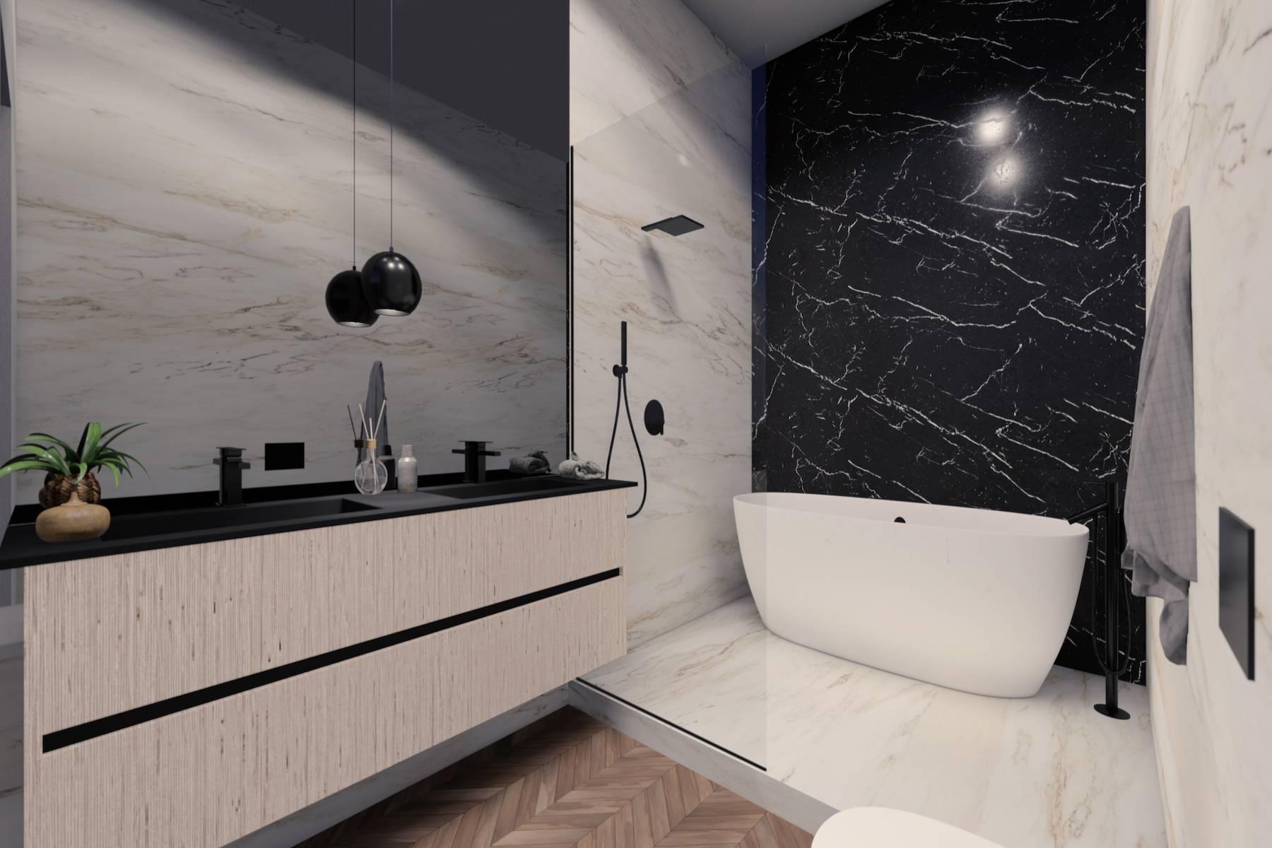 Luxury seafront penthouse in Viareggio - 12