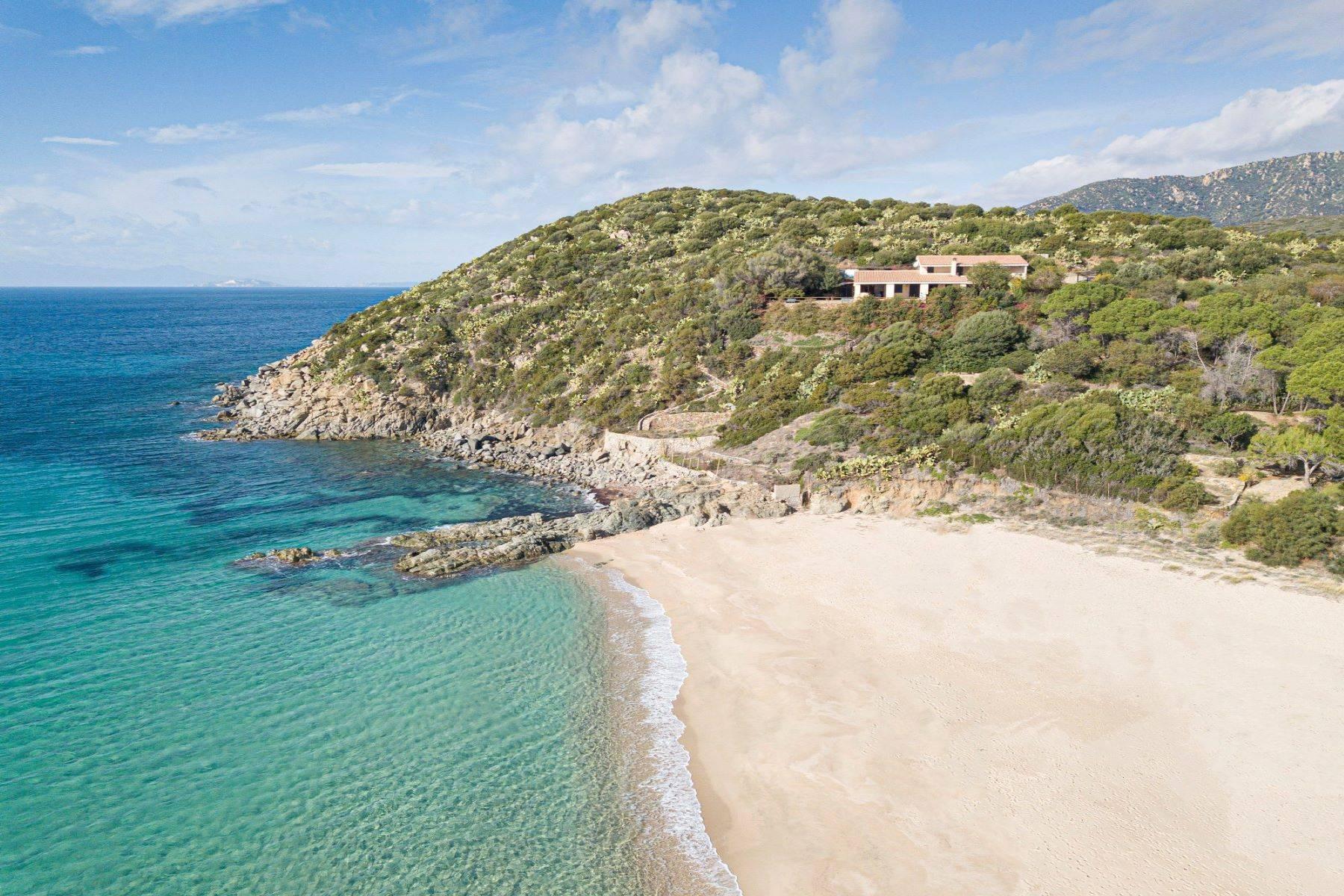 Beautiful waterfront property on the beach Kala e Moru - 21