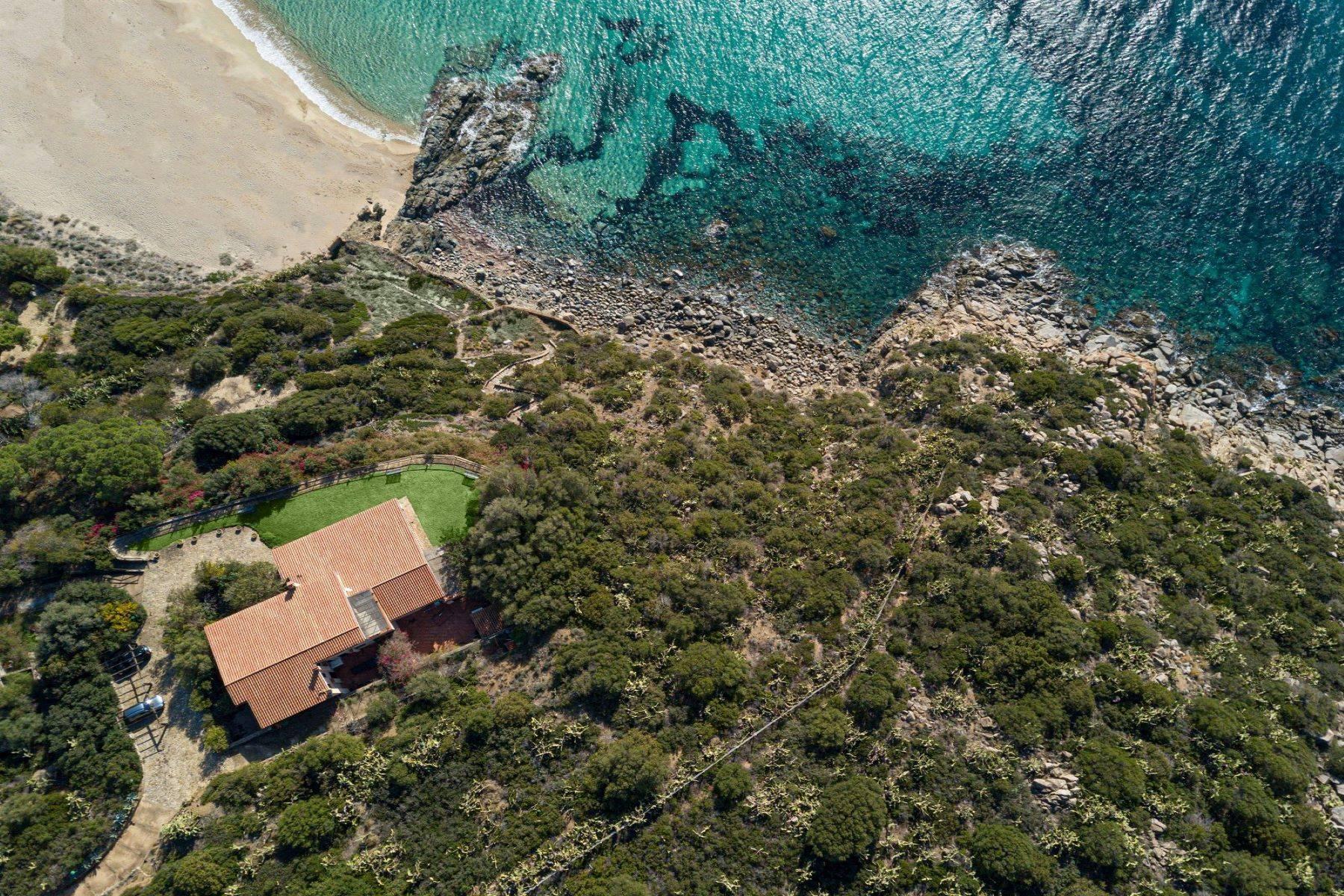 Beautiful waterfront property on the beach Kala e Moru - 22