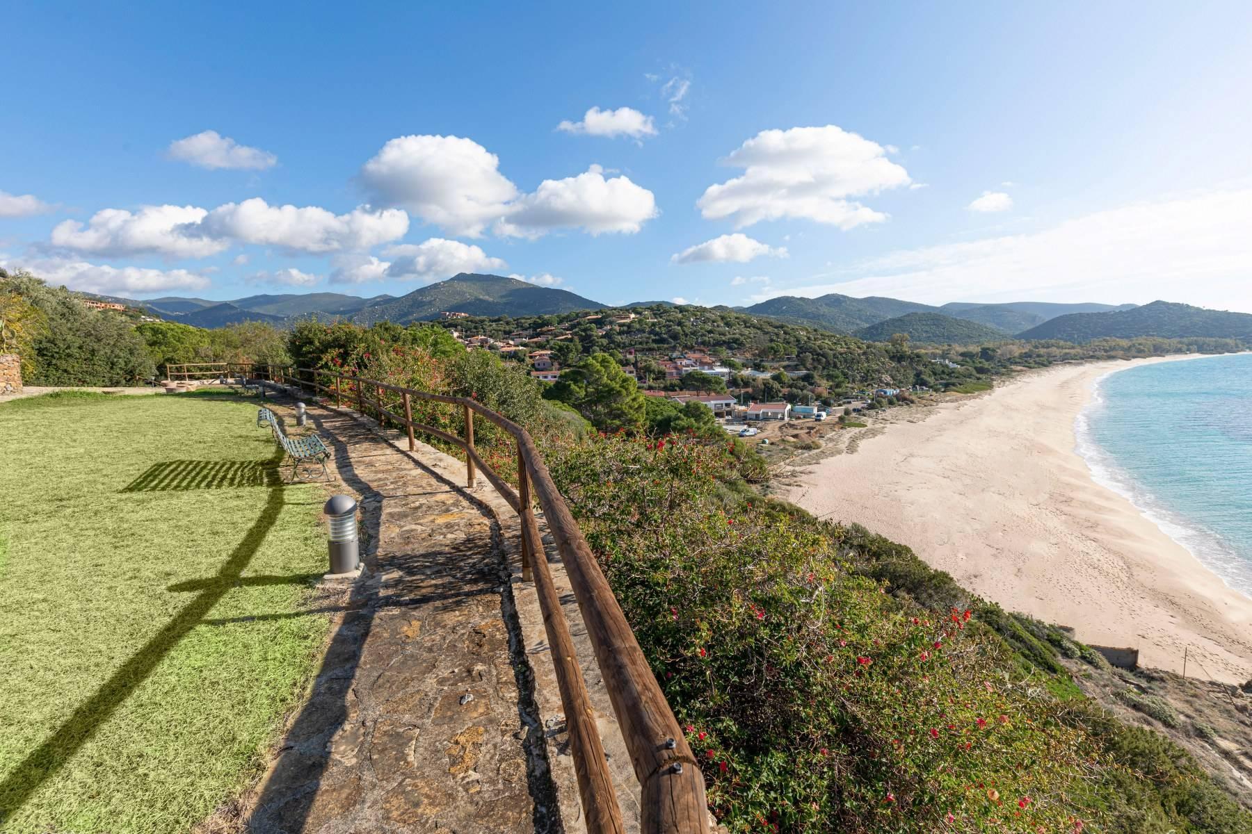 Beautiful waterfront property on the beach Kala e Moru - 11