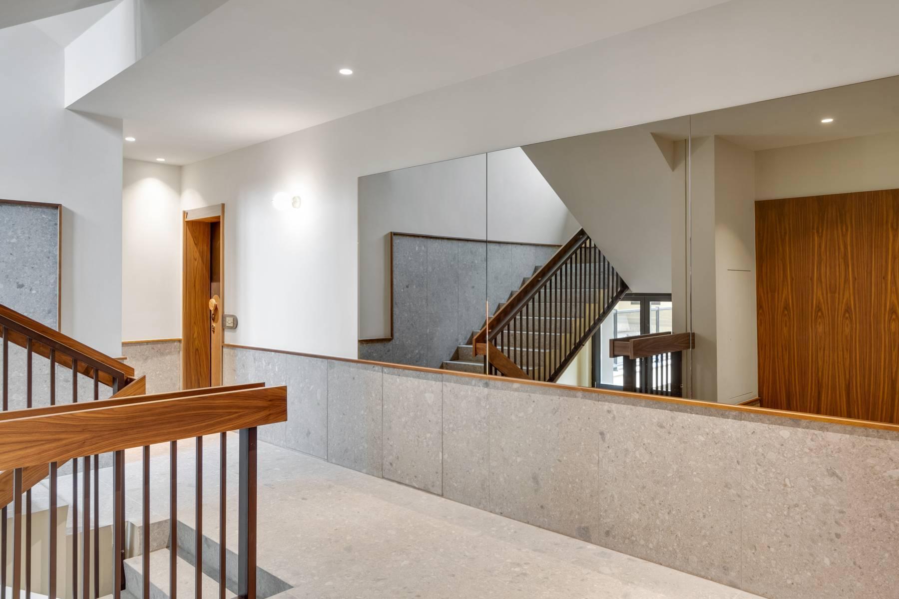Prestigioso attico con terrazzo - 16