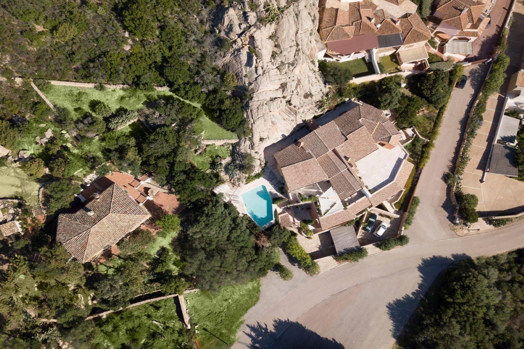 Bellissima villa con suggestiva vista mare a 180 gradi - 16