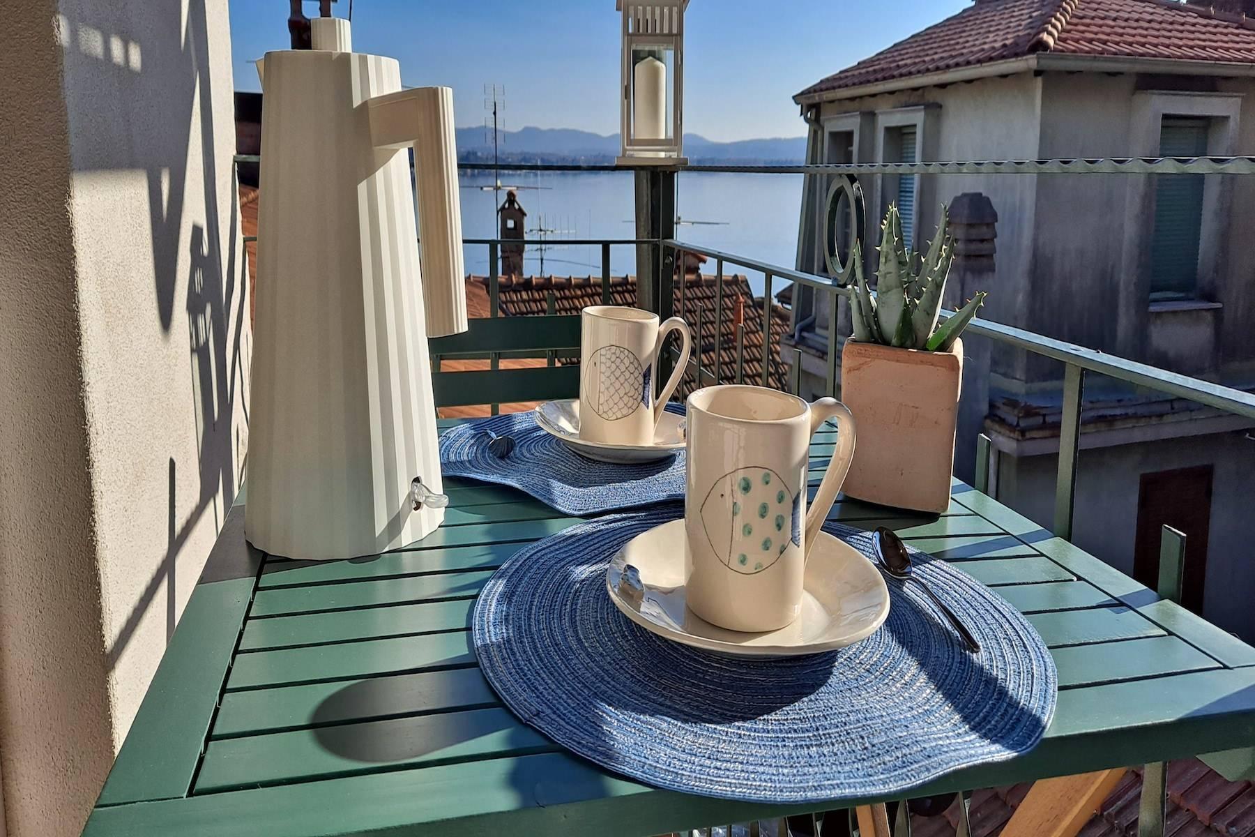 Appartamento accogliente a Belgirate con vista sul Lago Maggiore - 1