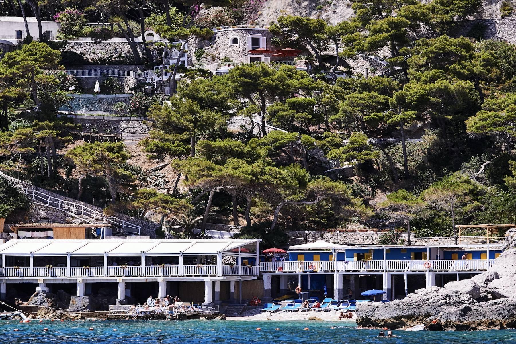 Villa Pieds dans l'eau in Capri - 4