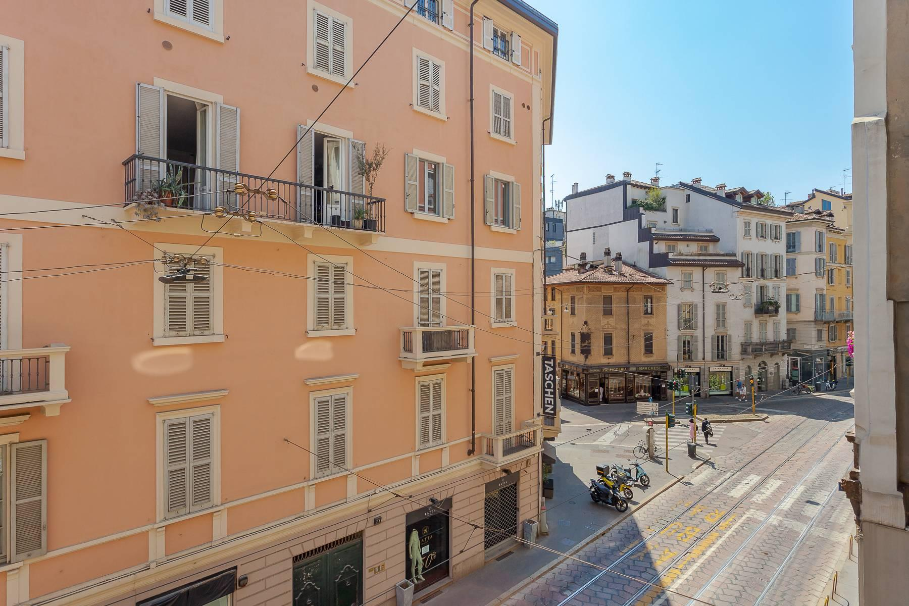 Furnished two-rooms apartment in Cordusio area - 12