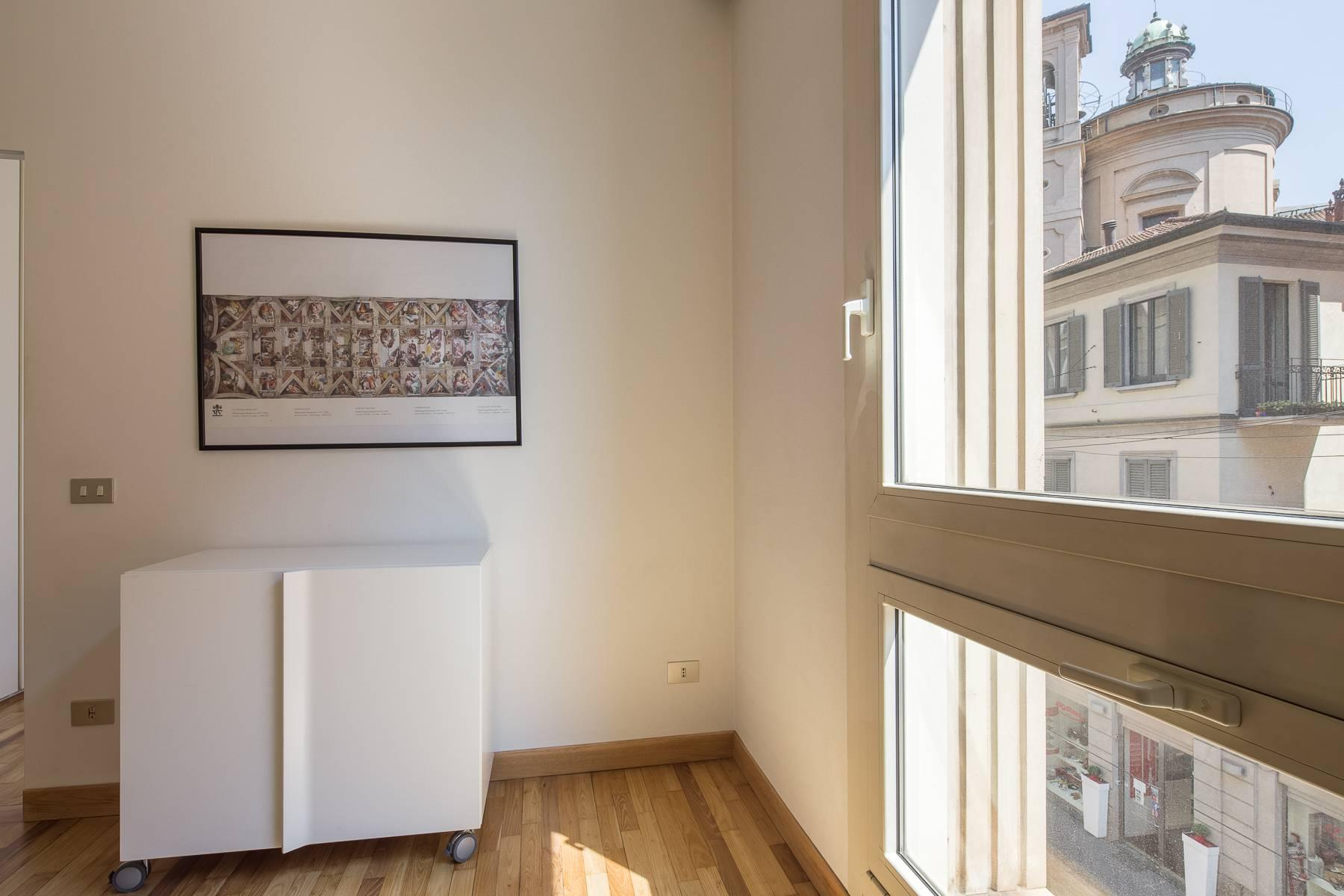 Furnished two-rooms apartment in Cordusio area - 14