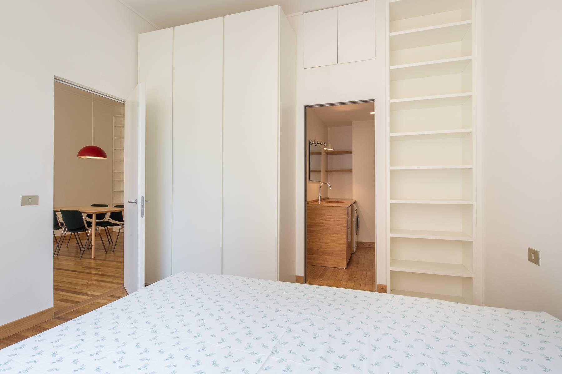 Furnished two-rooms apartment in Cordusio area - 9