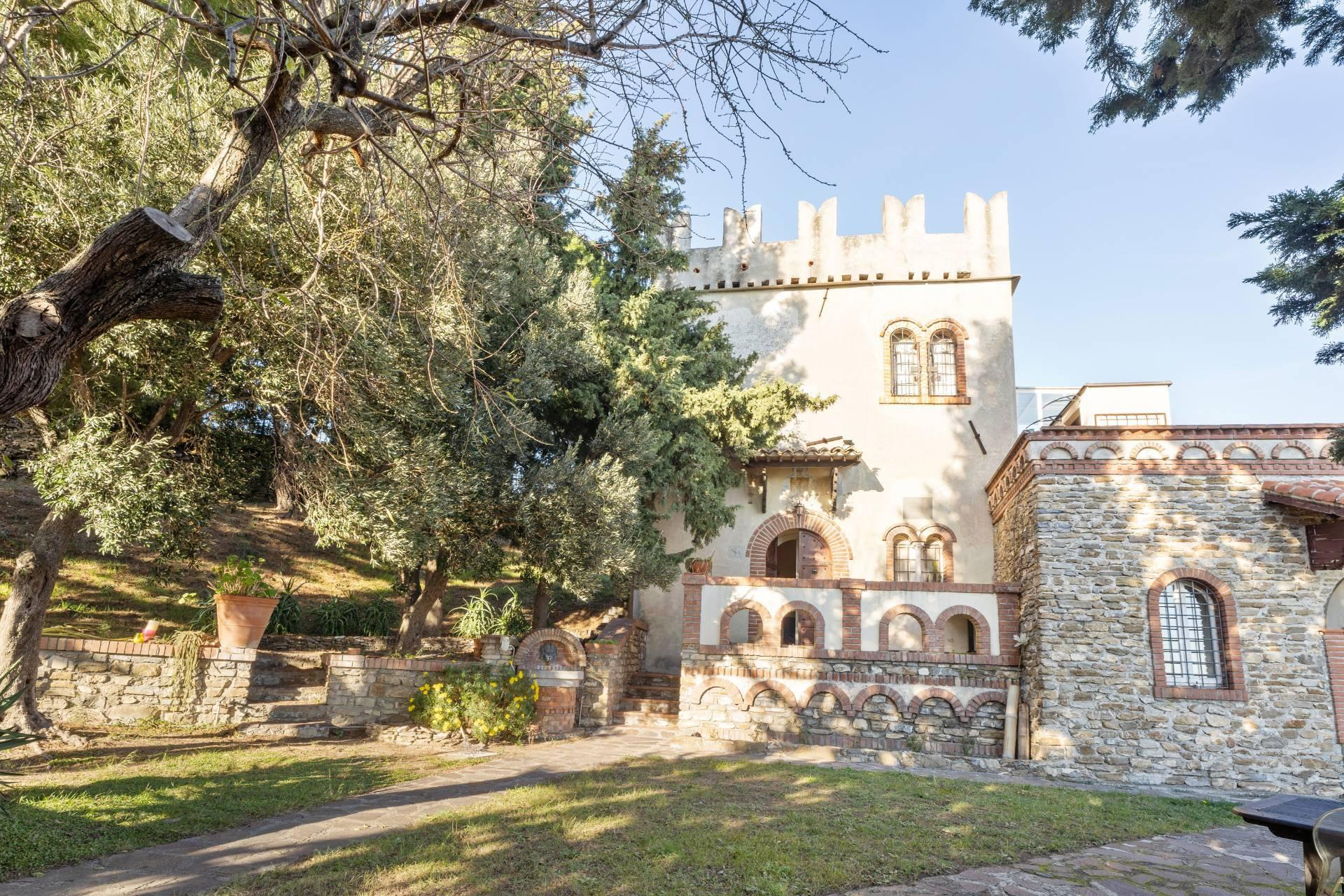 Splendid and exclusive historic villa on the hills of Albenga - 5