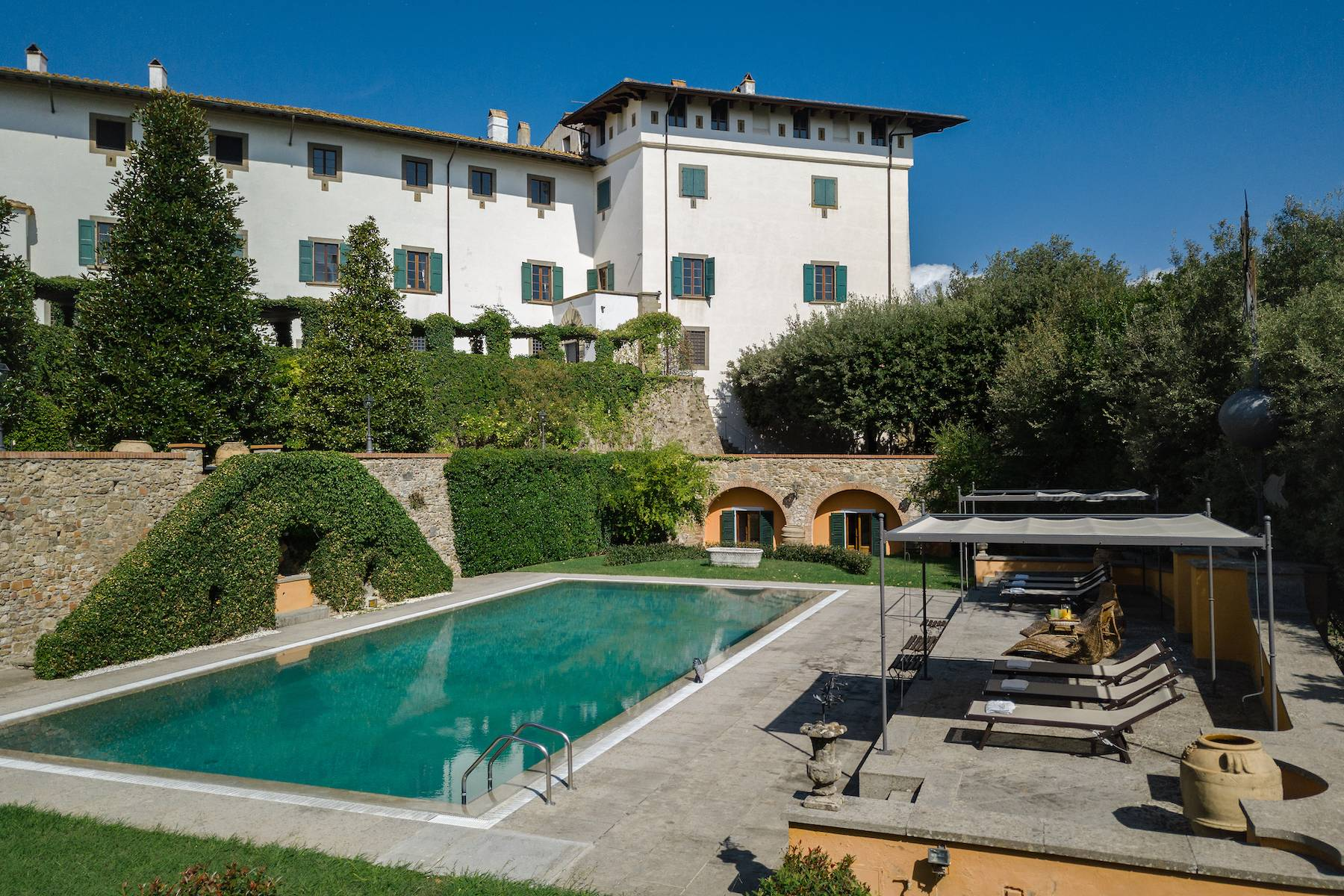 Majestic historical villa in the heart of Tuscany - 4