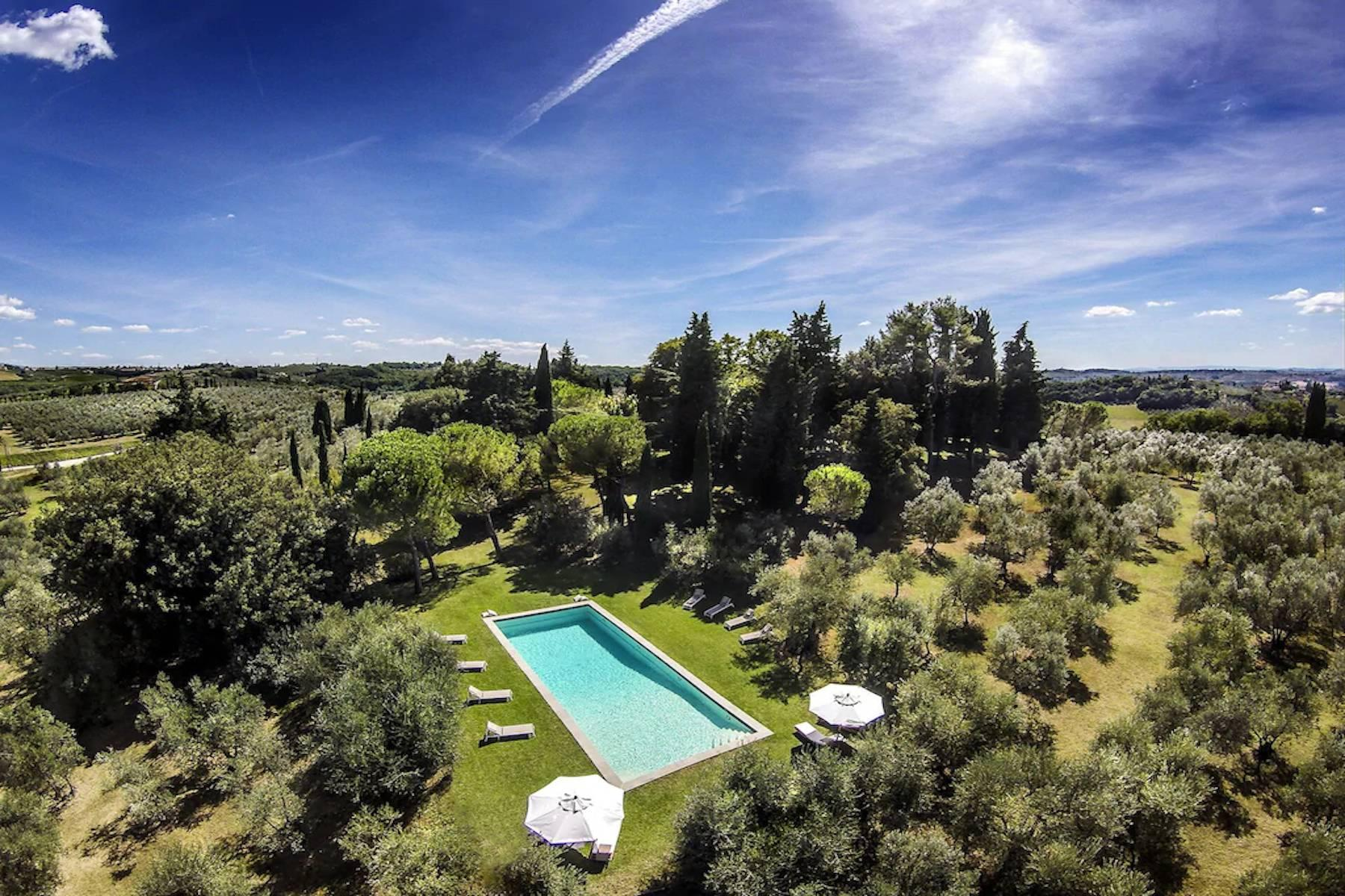 Unprecedented trophy estate in Chianti Classico - 4