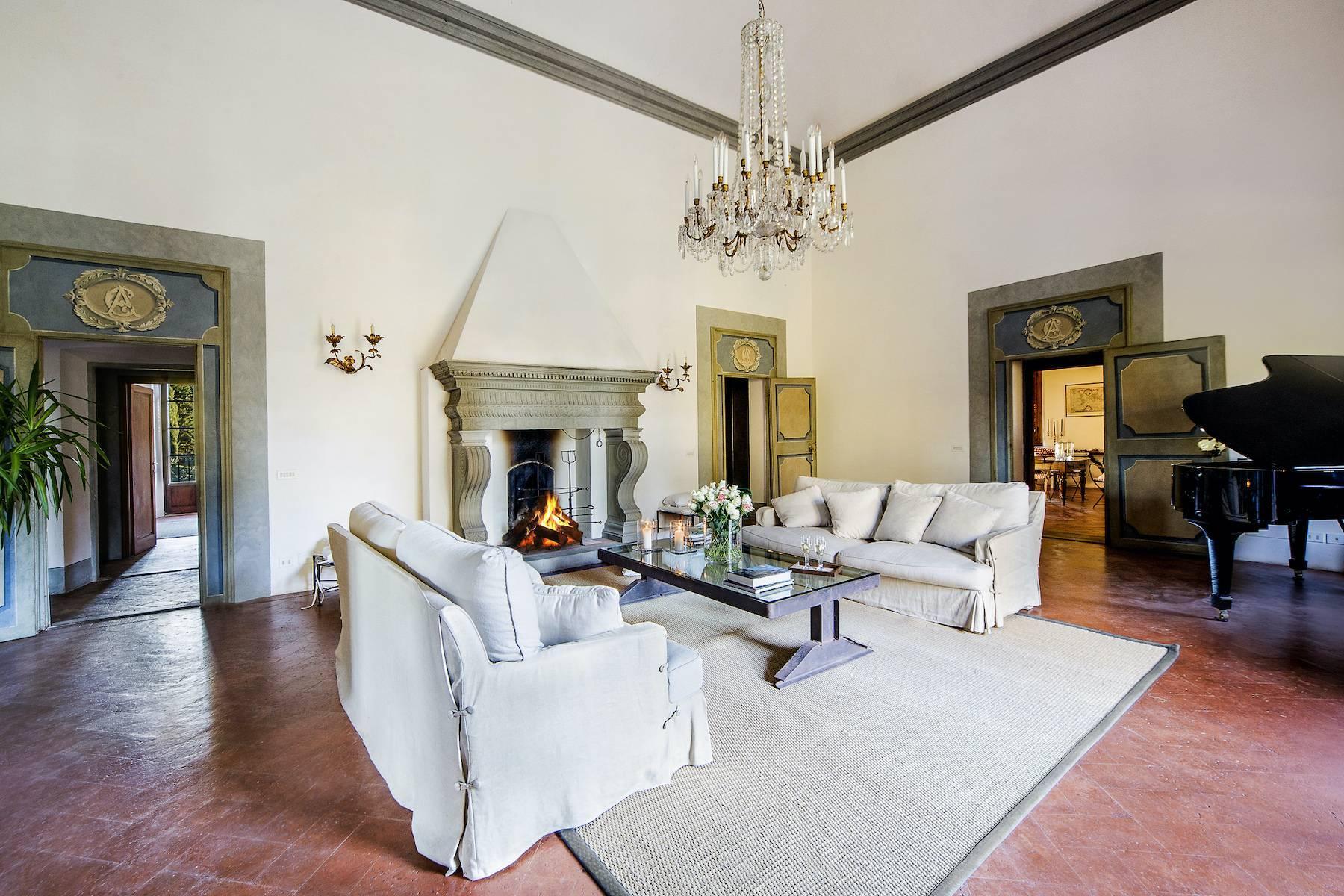 Unprecedented trophy estate in Chianti Classico - 10