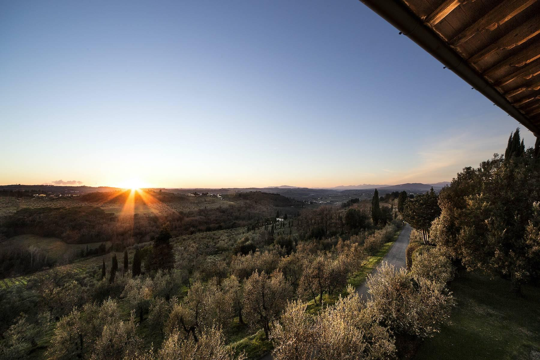 Unprecedented trophy estate in Chianti Classico - 32