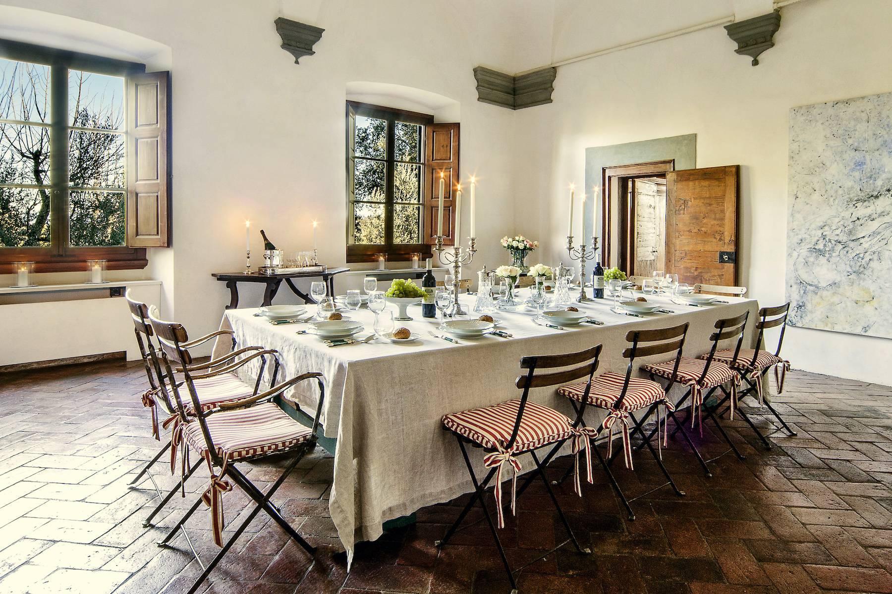 Unprecedented trophy estate in Chianti Classico - 11