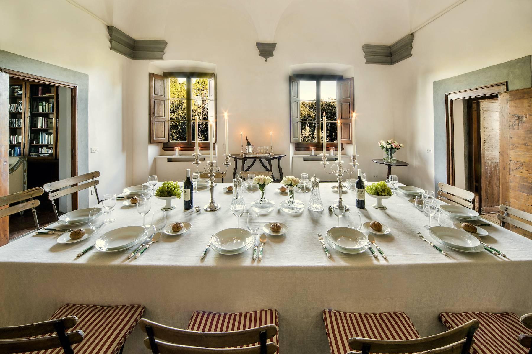 Unprecedented trophy estate in Chianti Classico - 30