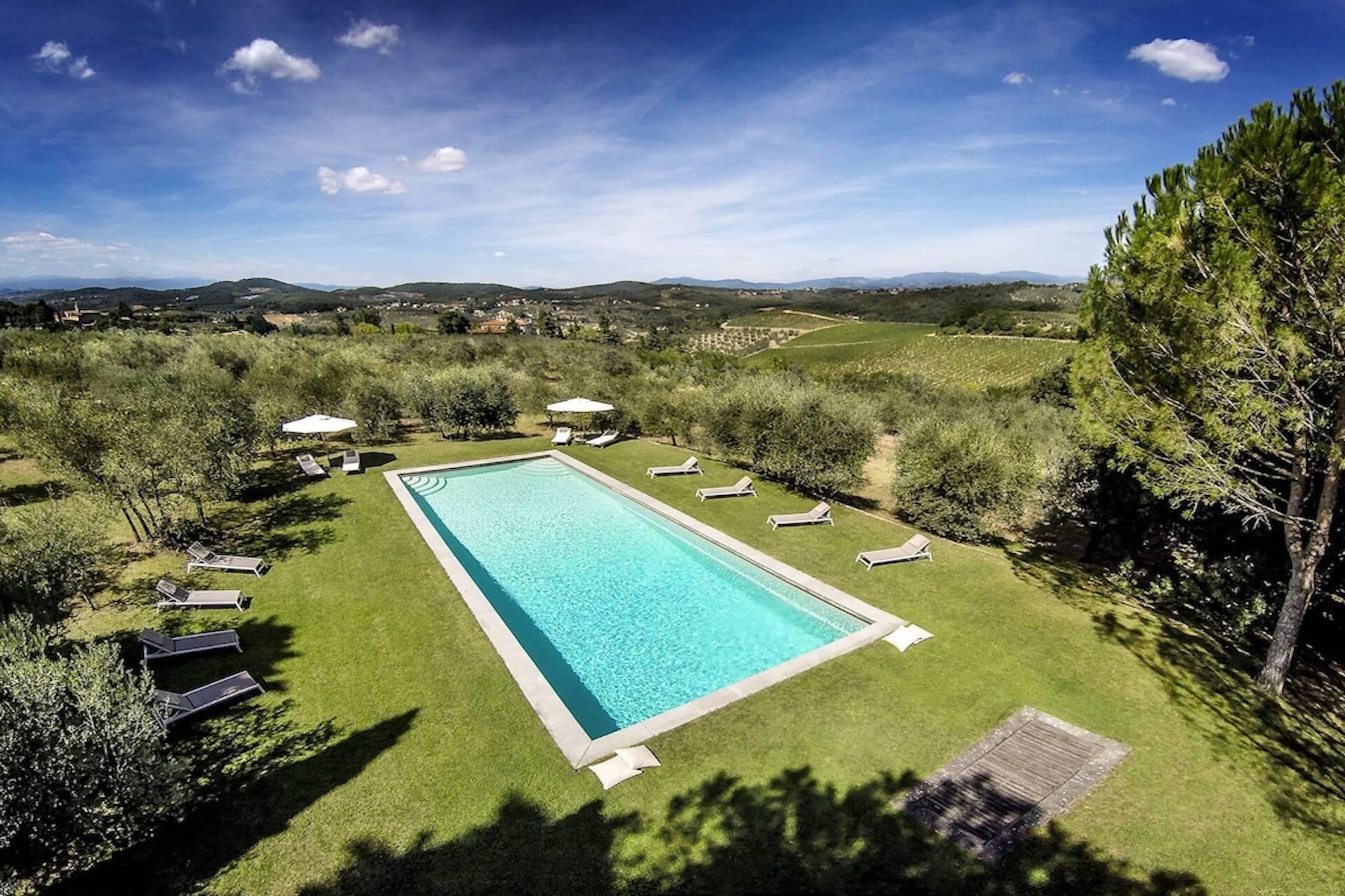 Unprecedented trophy estate in Chianti Classico - 33
