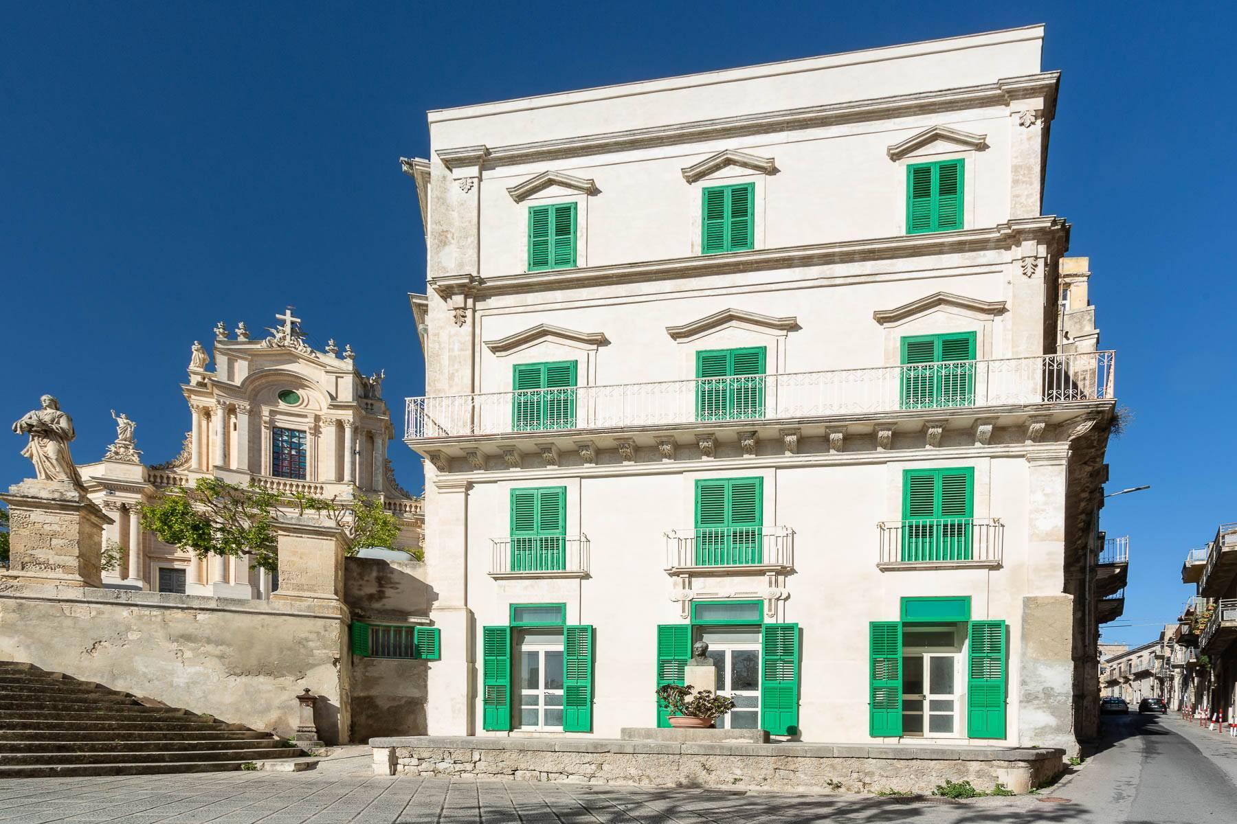 Historischer Palast in Modica - 1