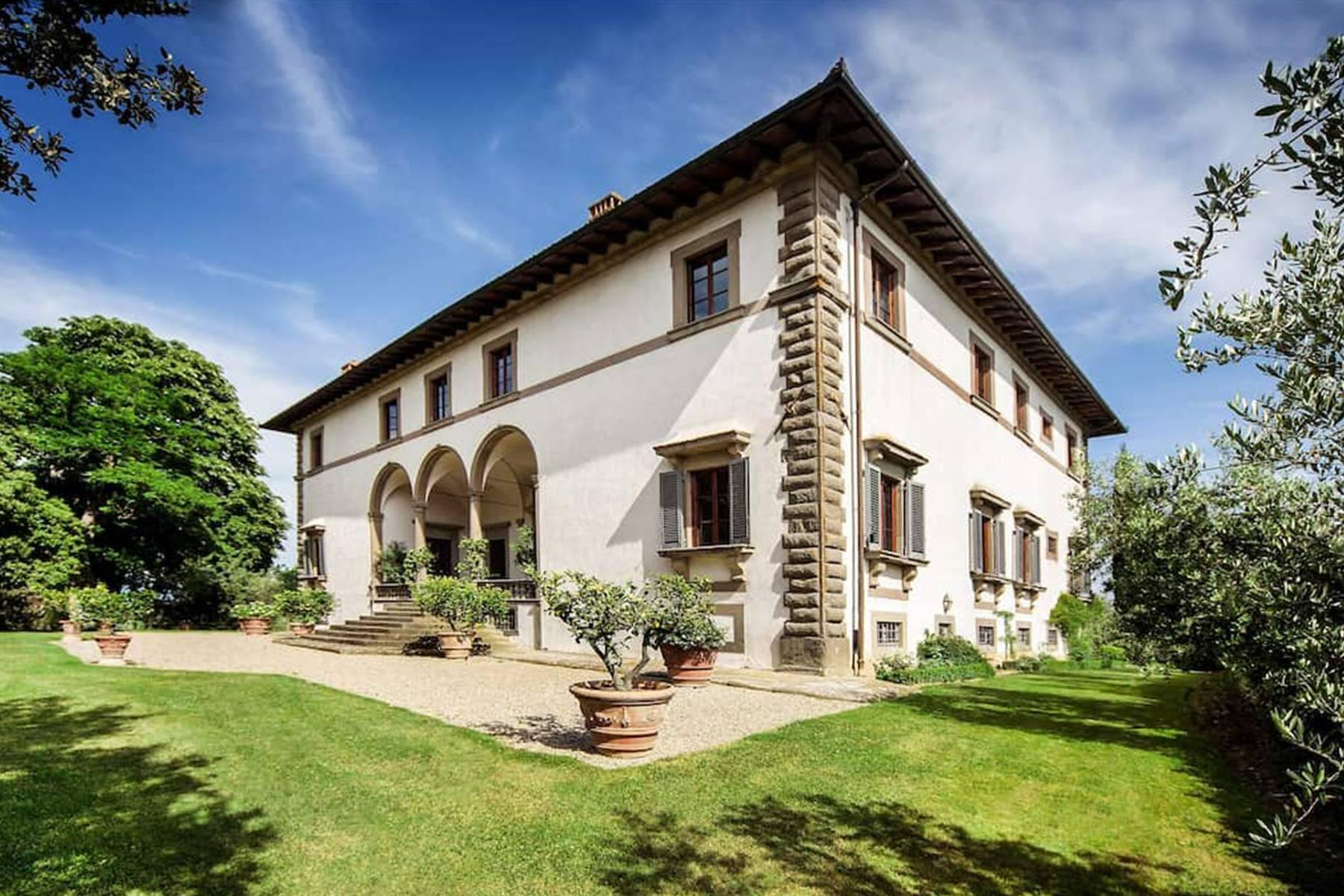 Unprecedented trophy estate in Chianti Classico - 31