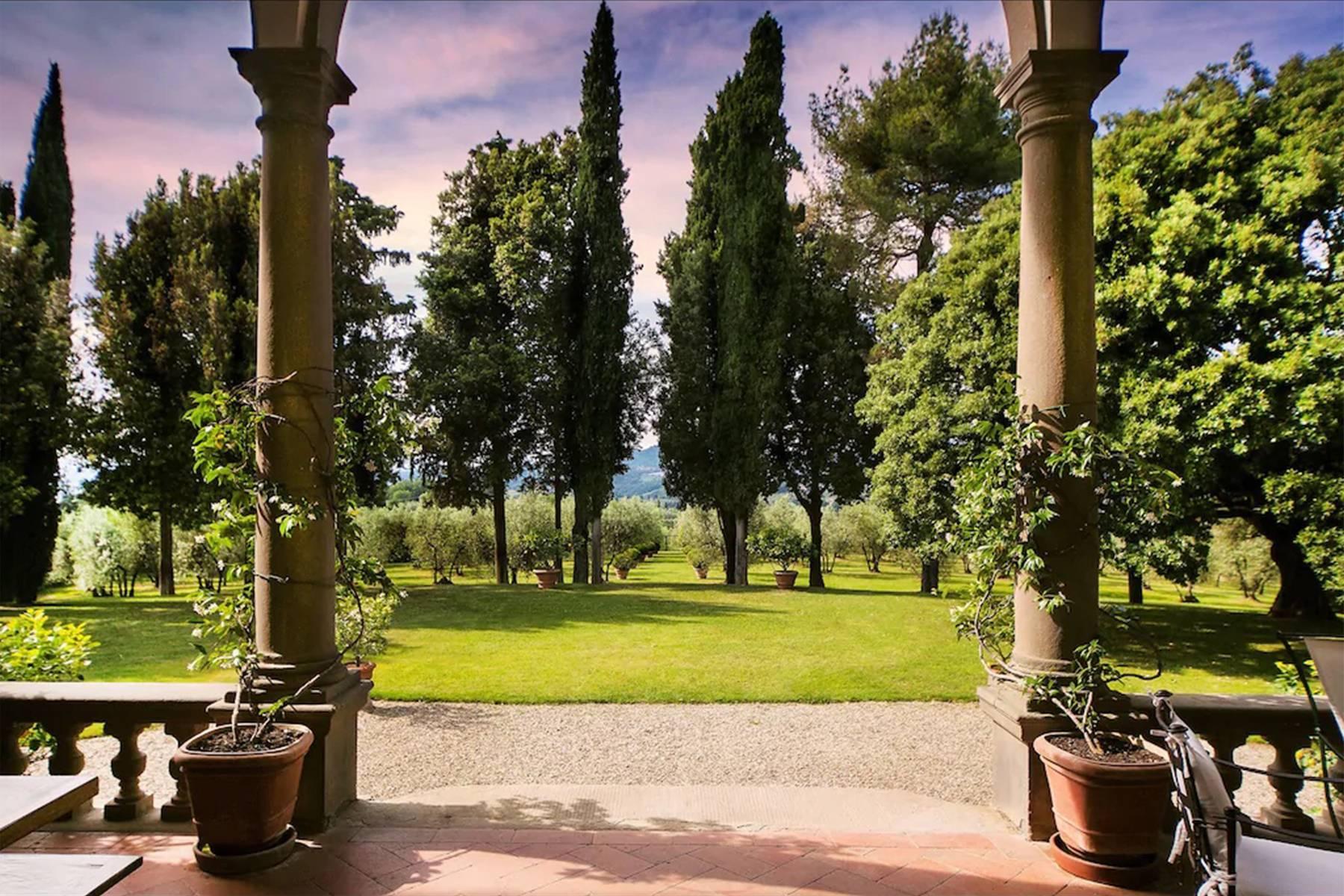 Impareggiabile villa Michelangiolesca nel Chianti Classico - 7