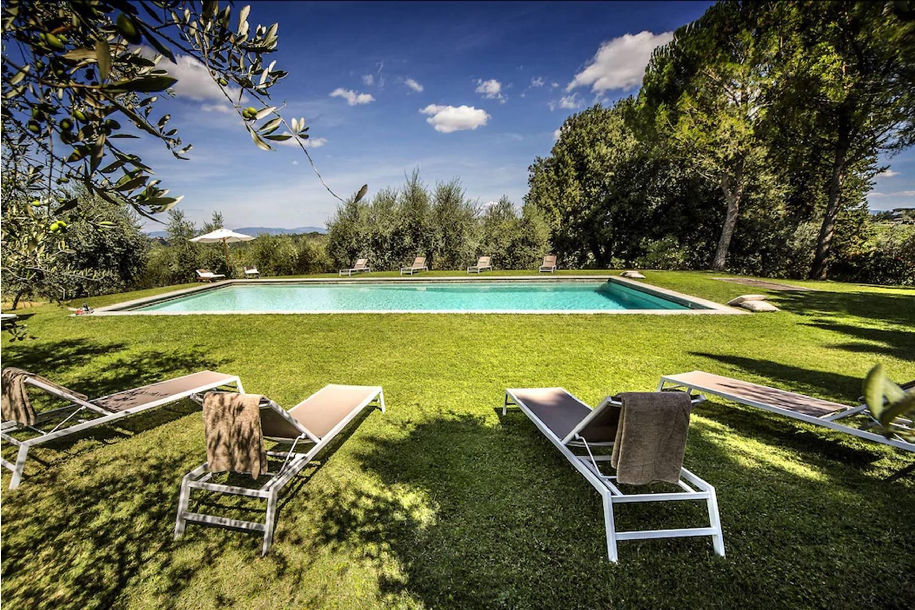 Unprecedented trophy estate in Chianti Classico - 34