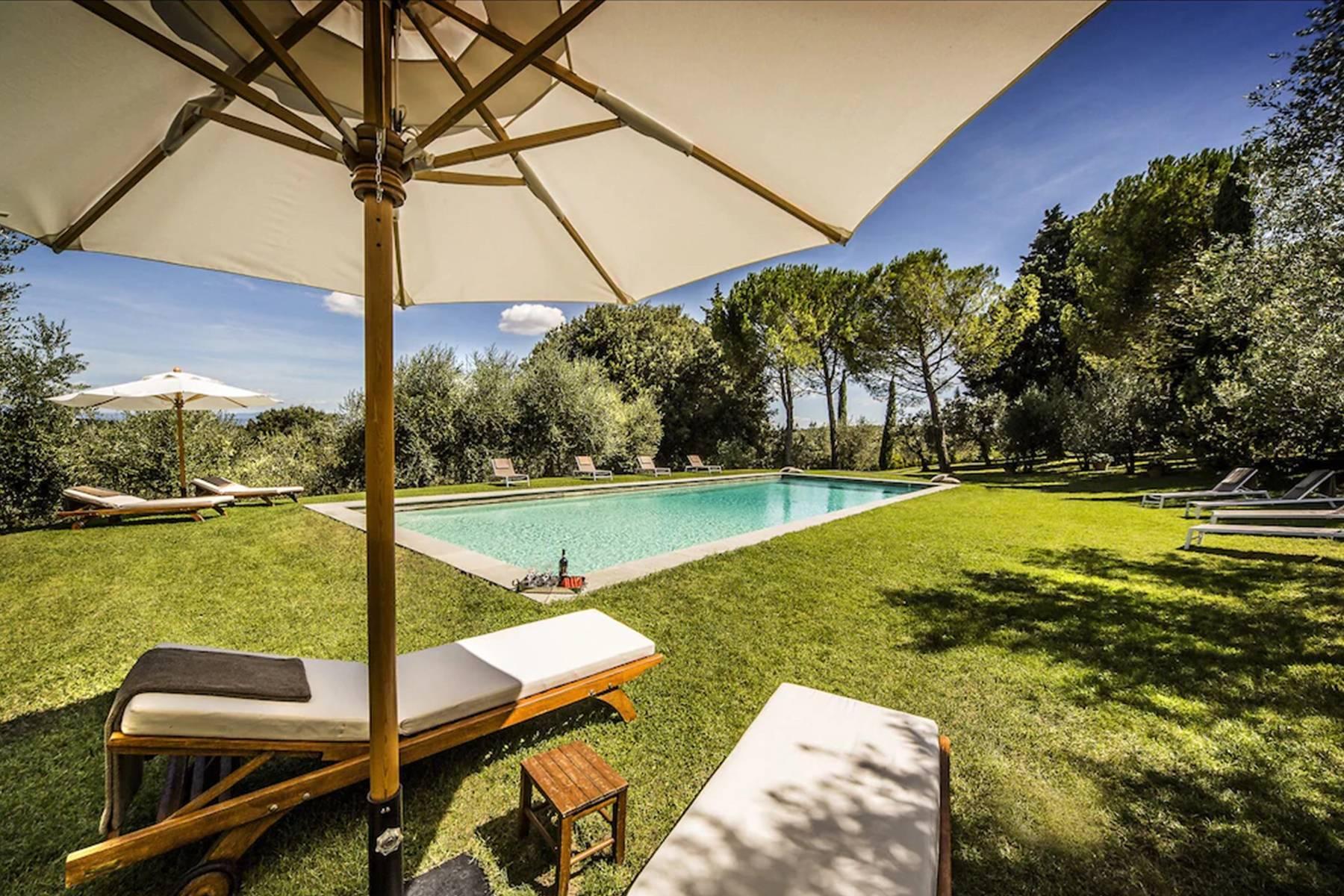Unprecedented trophy estate in Chianti Classico - 35