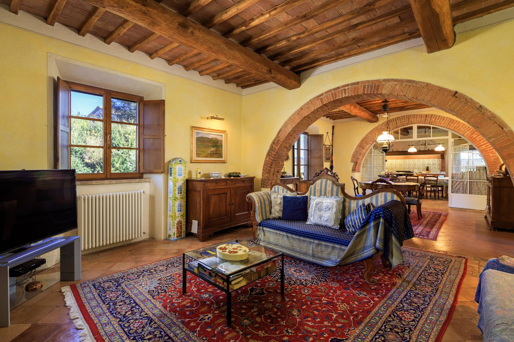 Historical farm in the heart of Chianti Classico - 7
