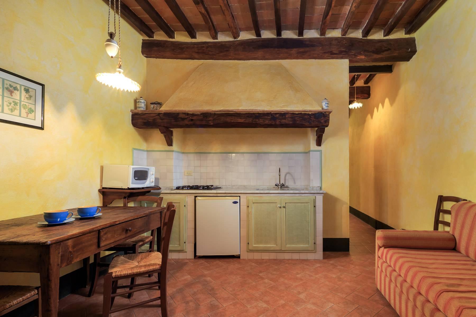 Historical farm in the heart of Chianti Classico - 22