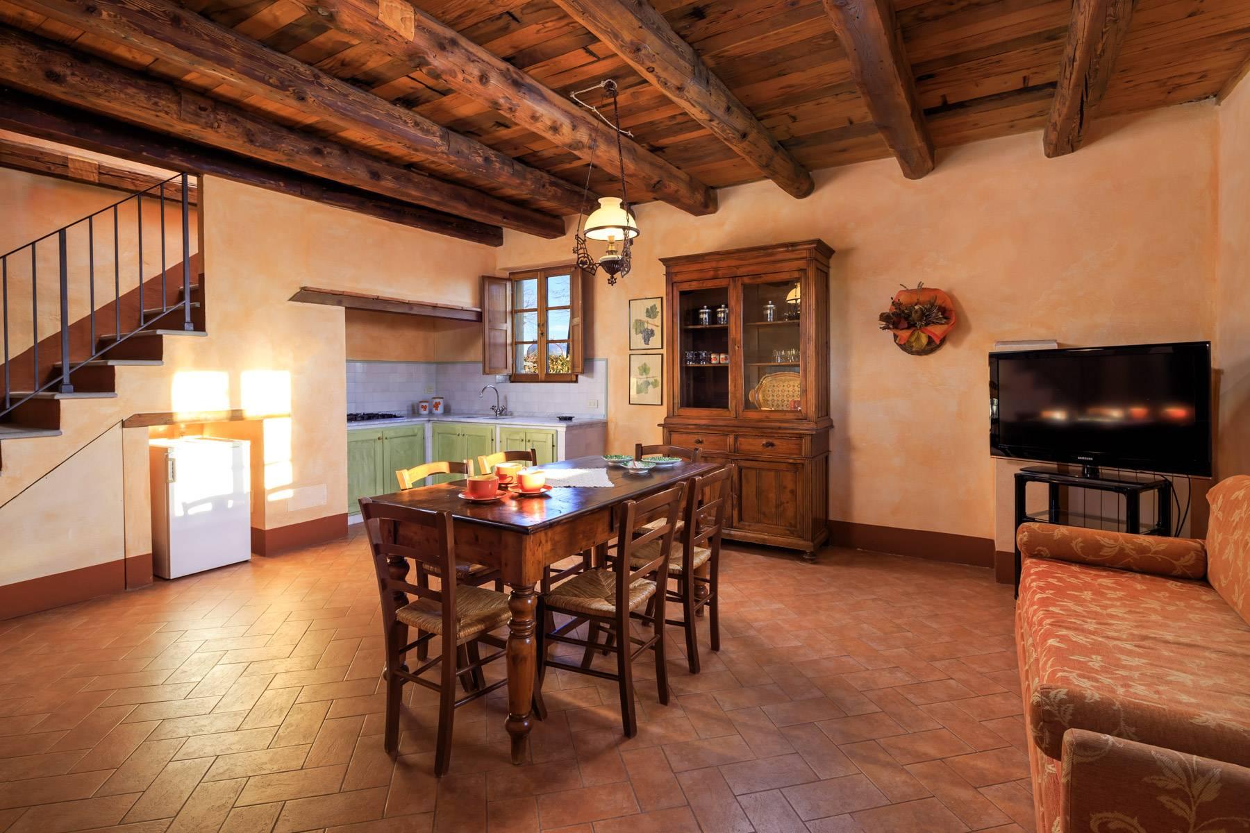 Historical farm in the heart of Chianti Classico - 26