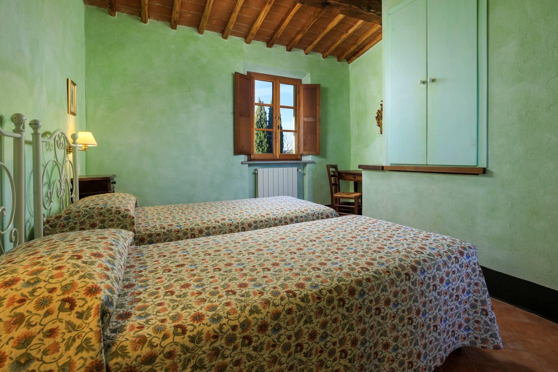 Historical farm in the heart of Chianti Classico - 27