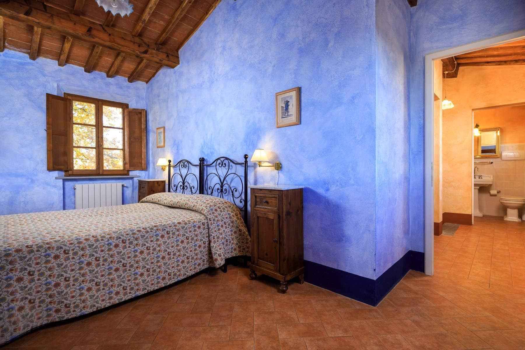 Historical farm in the heart of Chianti Classico - 28