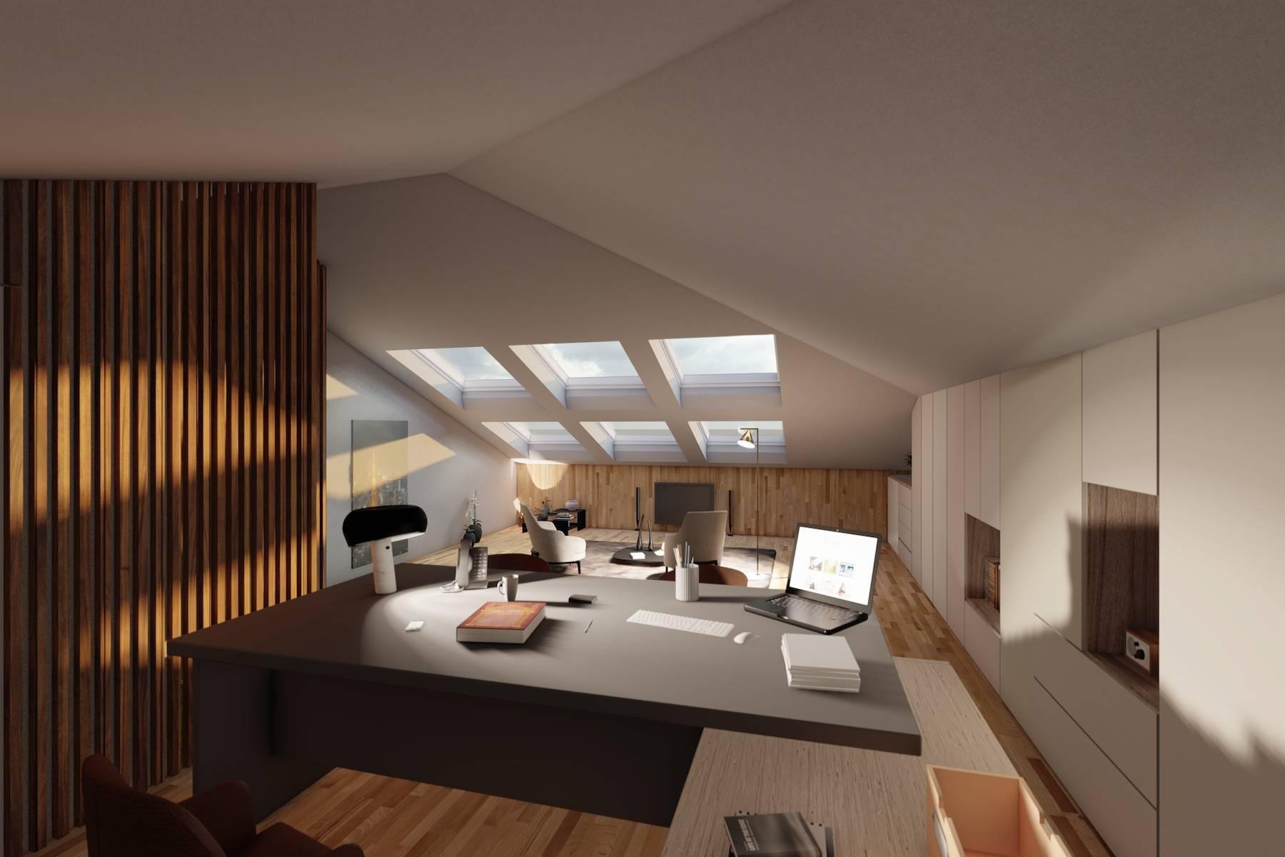 Шикарные апартаменты у моря в Виареджио - 10