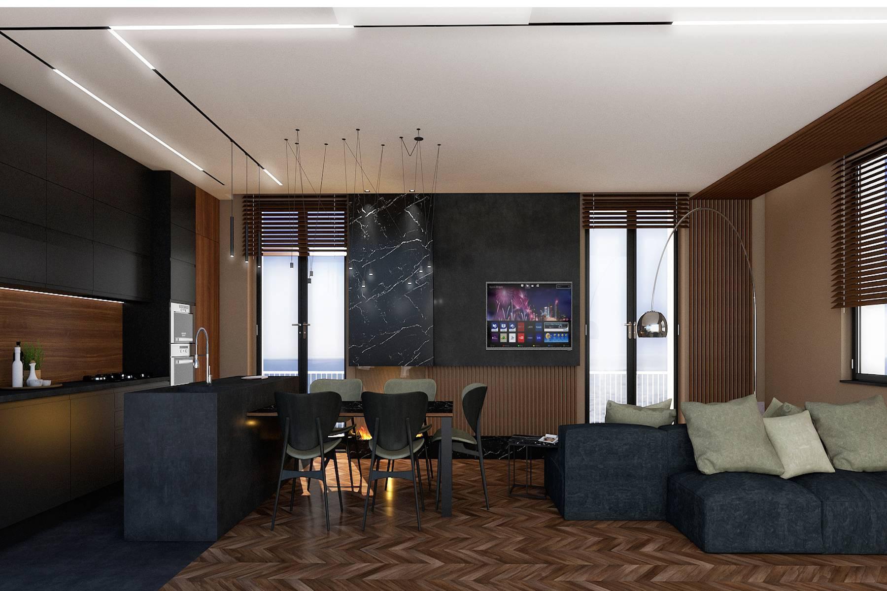 Шикарные апартаменты у моря в Виареджио - 2