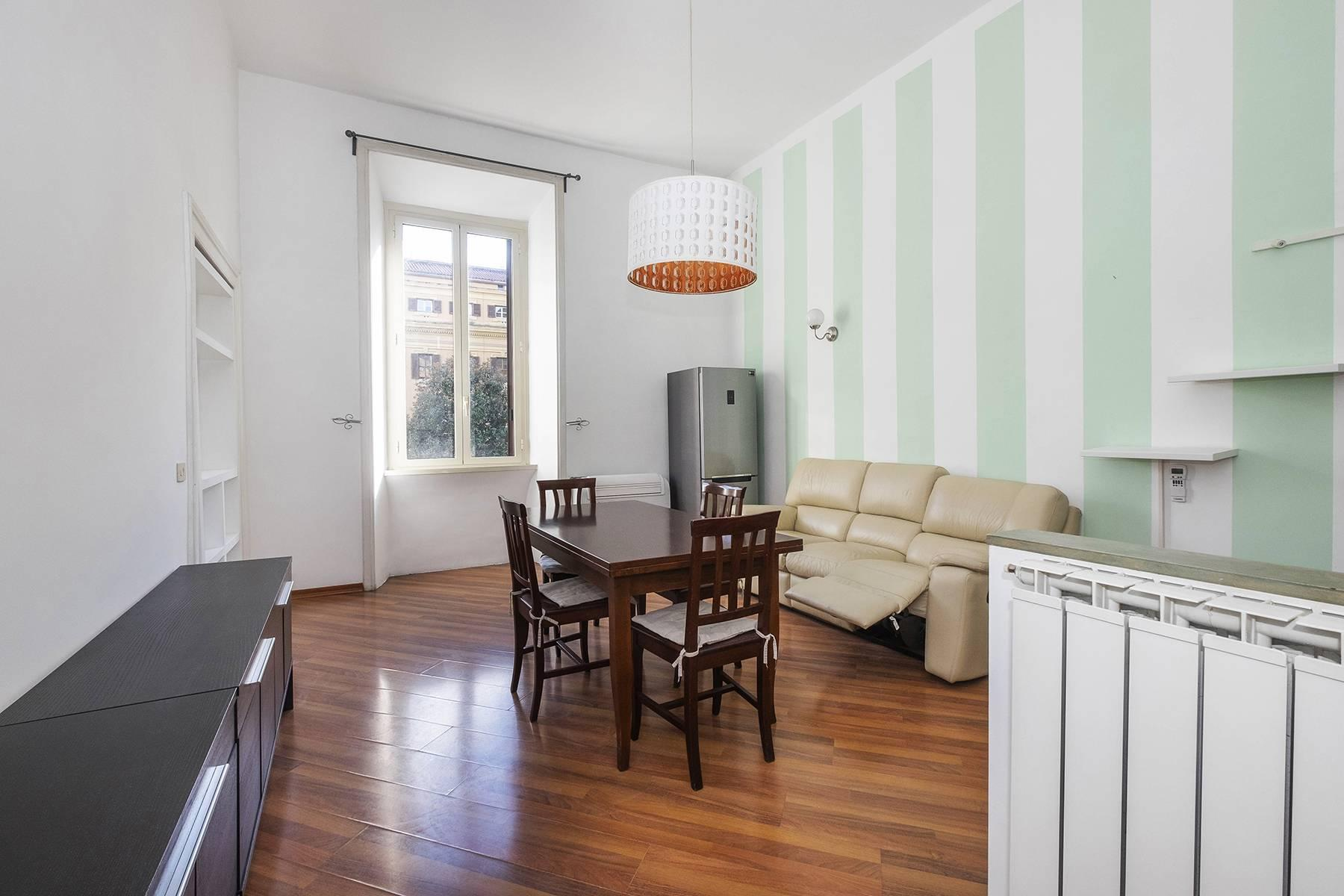 Elegant apartment in the Sallustiano district - 6