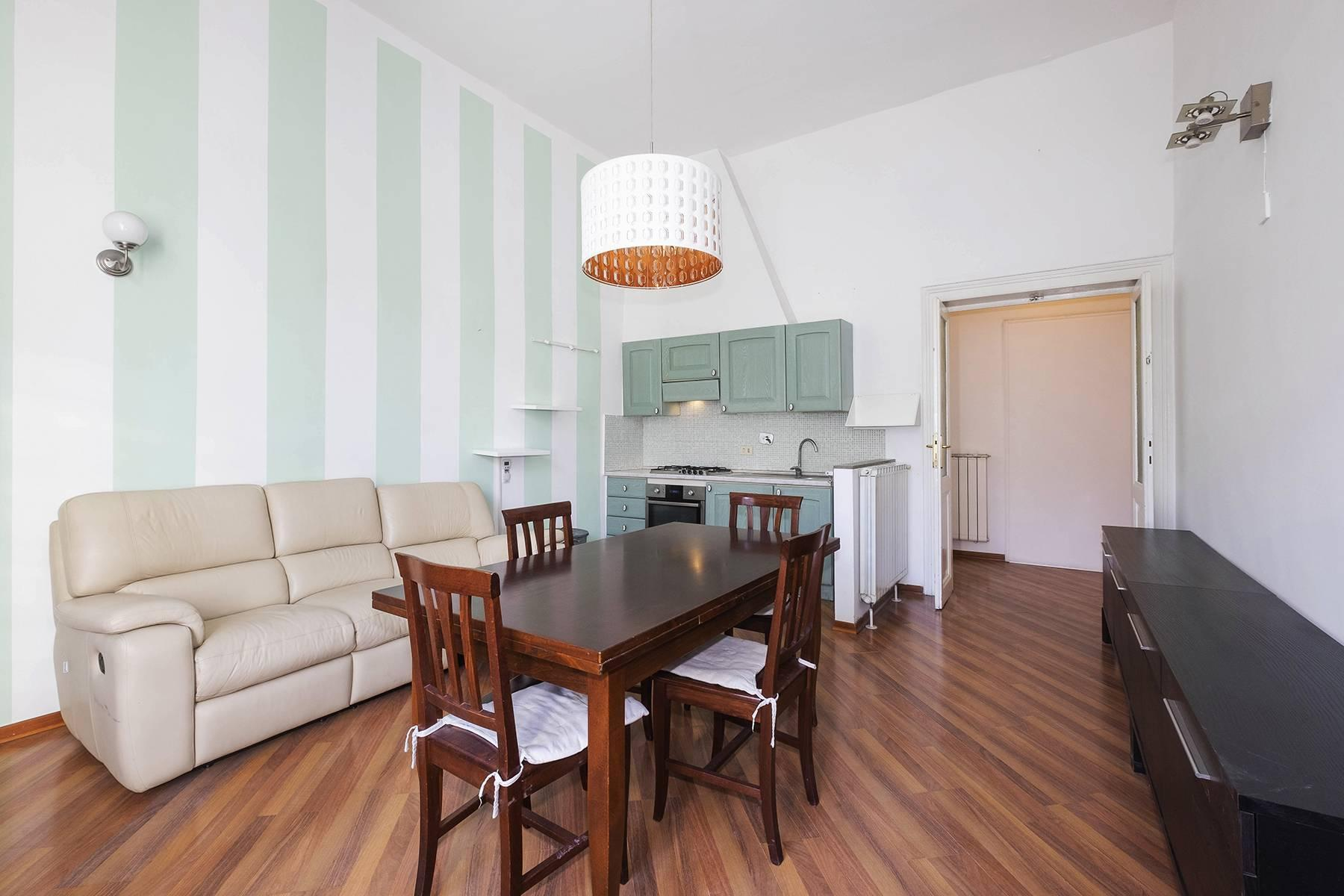 Elegant apartment in the Sallustiano district - 9