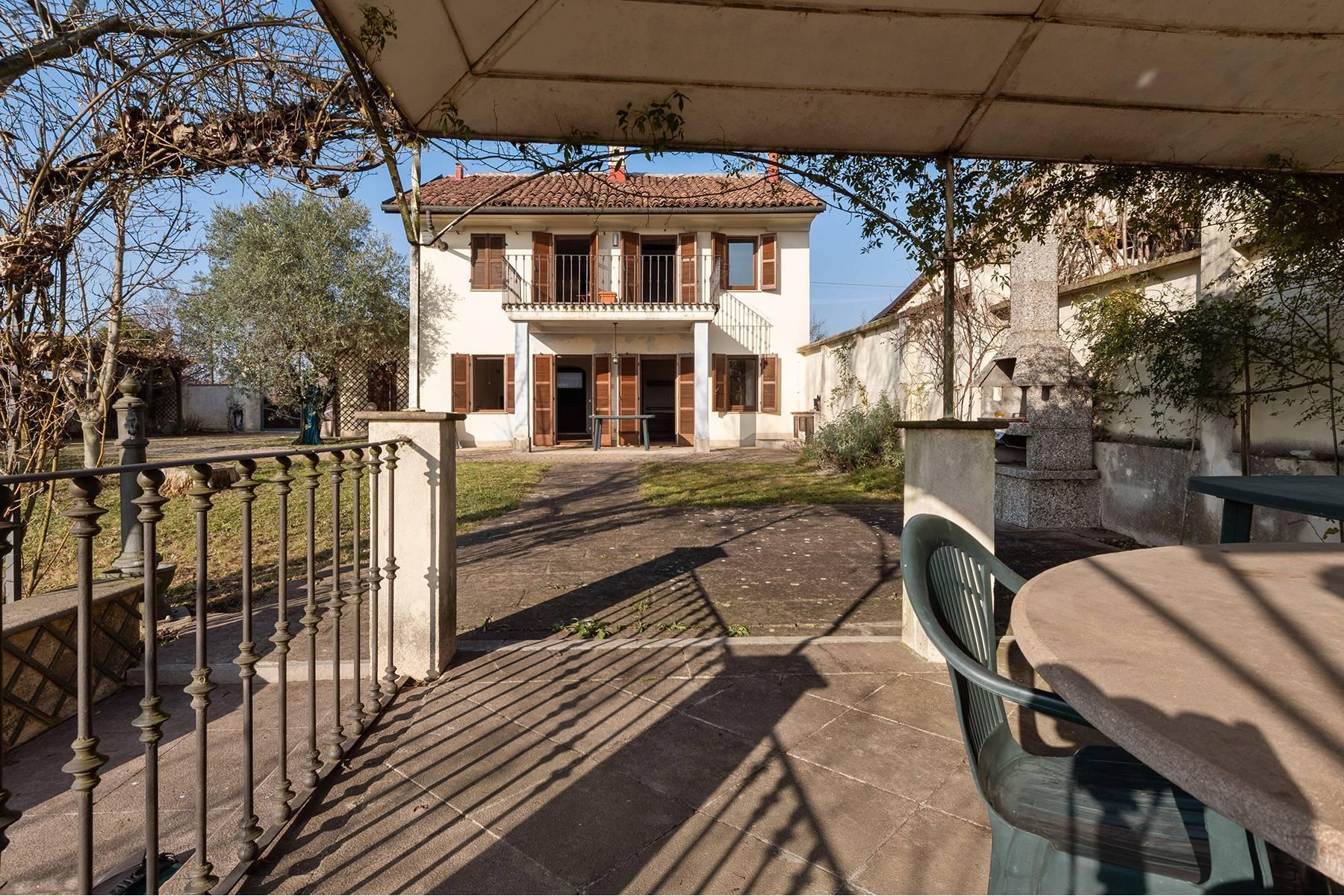 Villa mit Blick auf die Roero Gegend - 6