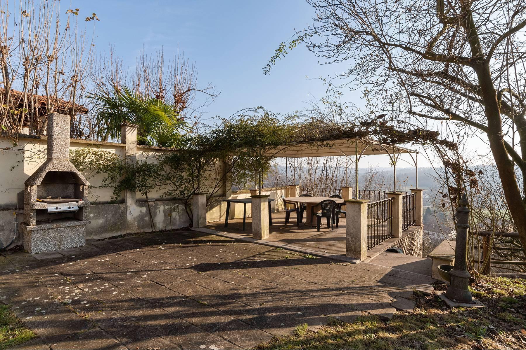 Villa mit Blick auf die Roero Gegend - 5