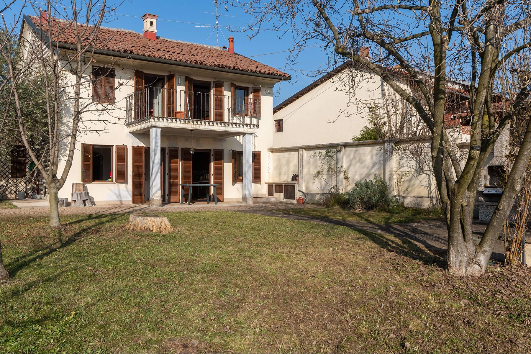 Villa mit Blick auf die Roero Gegend - 1