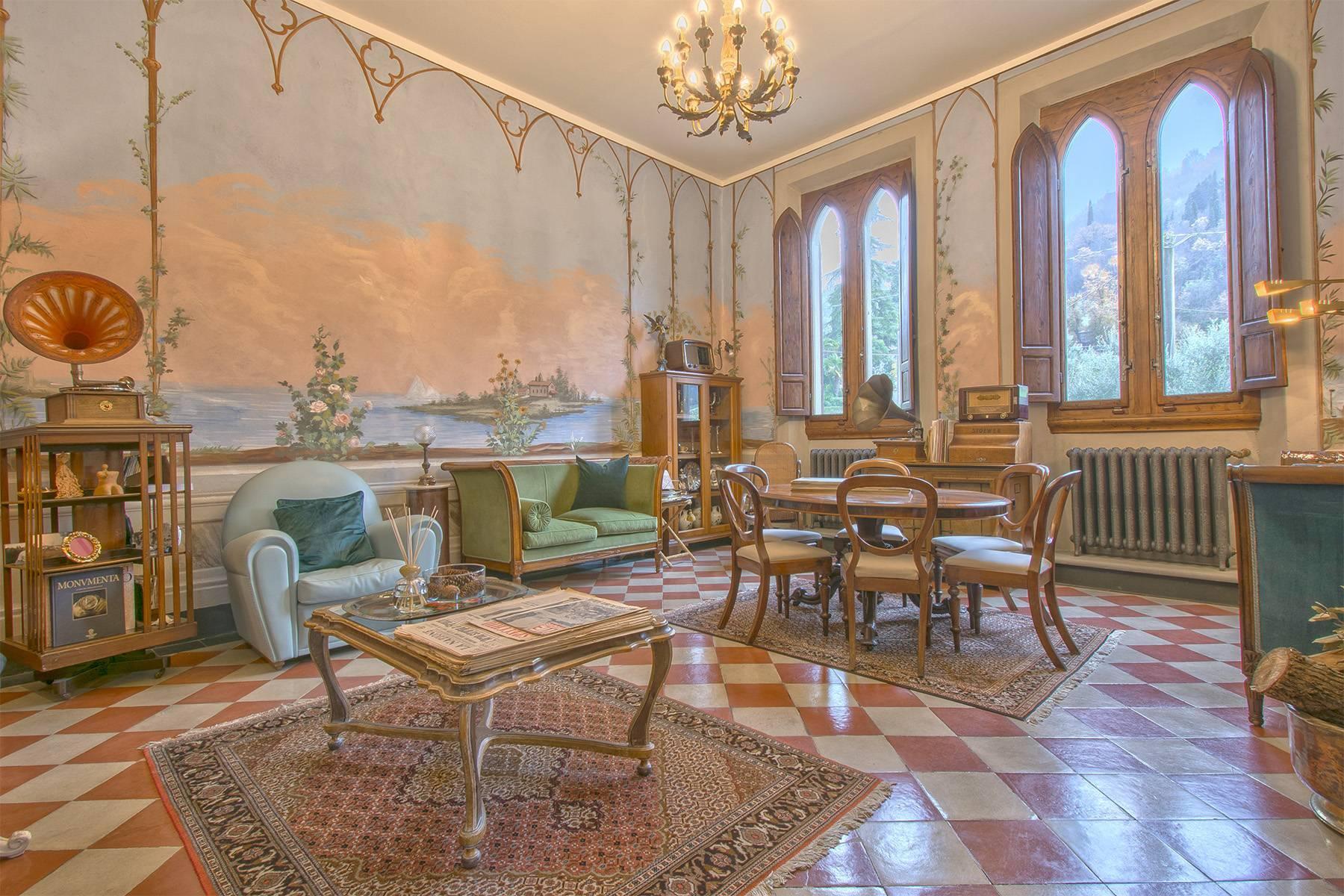 位于古老别墅里的精美公寓 - 1